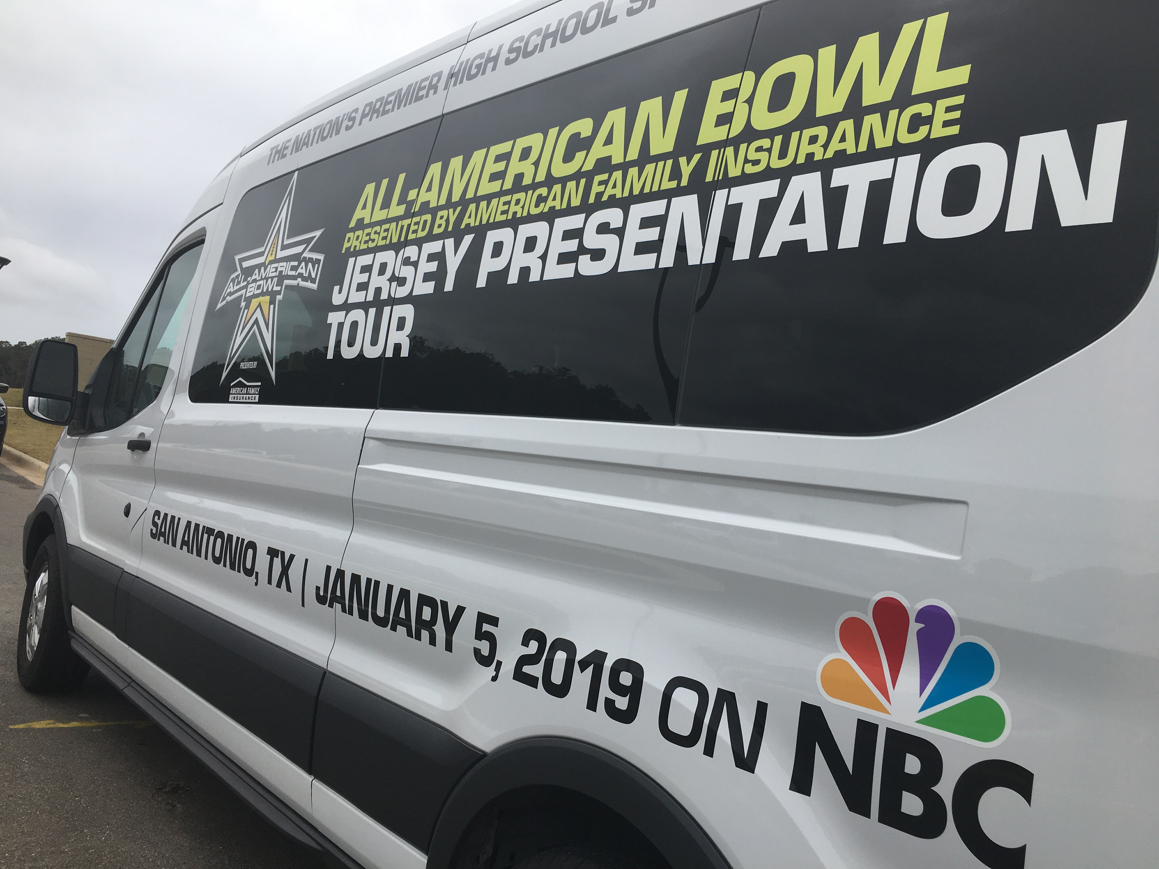 The 2019 All-American Bowl is set for Jan. 5 in San Antonio.