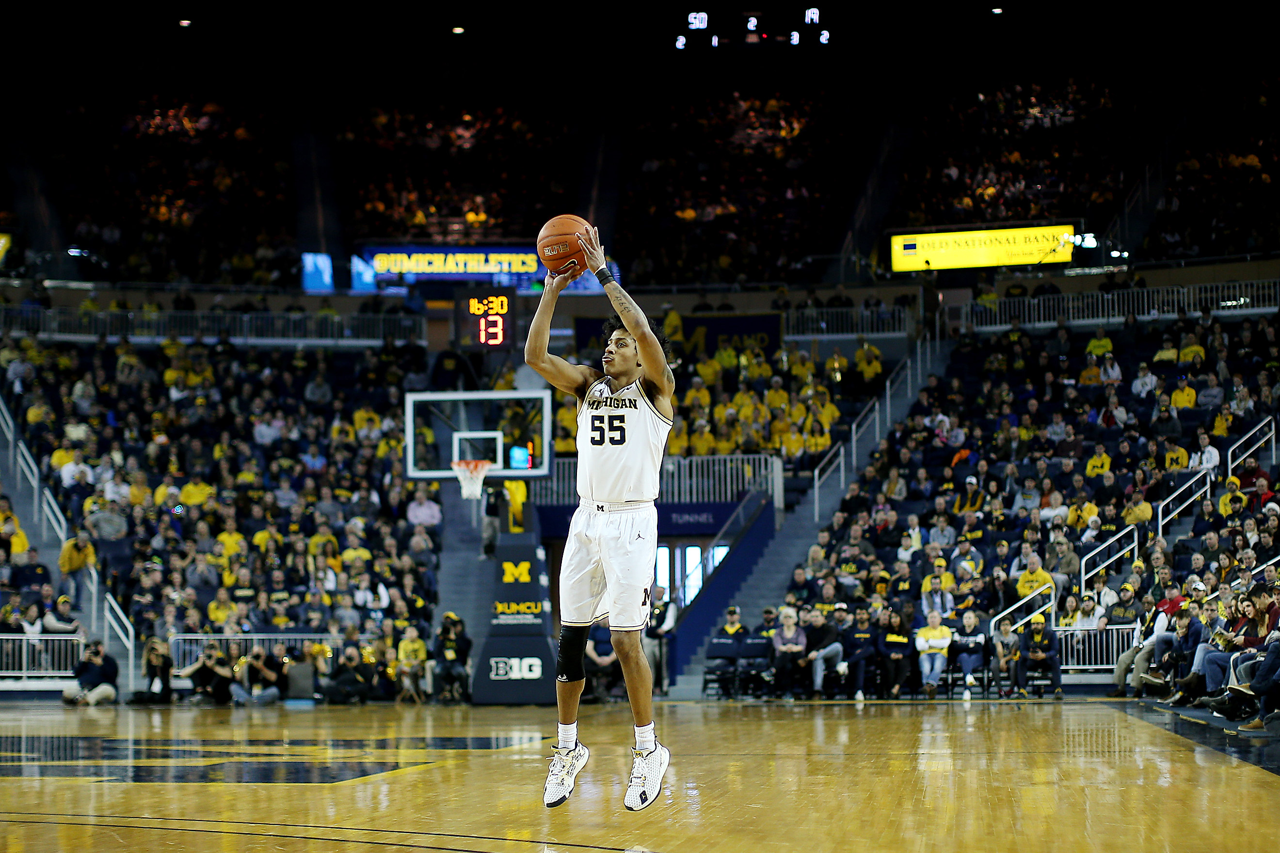 As Michigan S Ncaa Tourney Outlook Gets Murkier Team