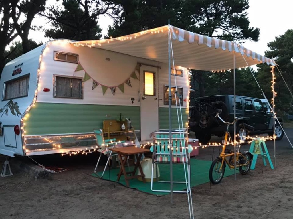 Hop inside 60 tiny camper trailers converging on the Oregon Coast