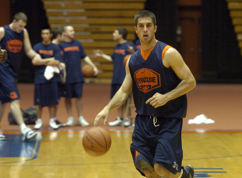 Marquette promotes former Syracuse walk-on Jake Presutti to assistant coach