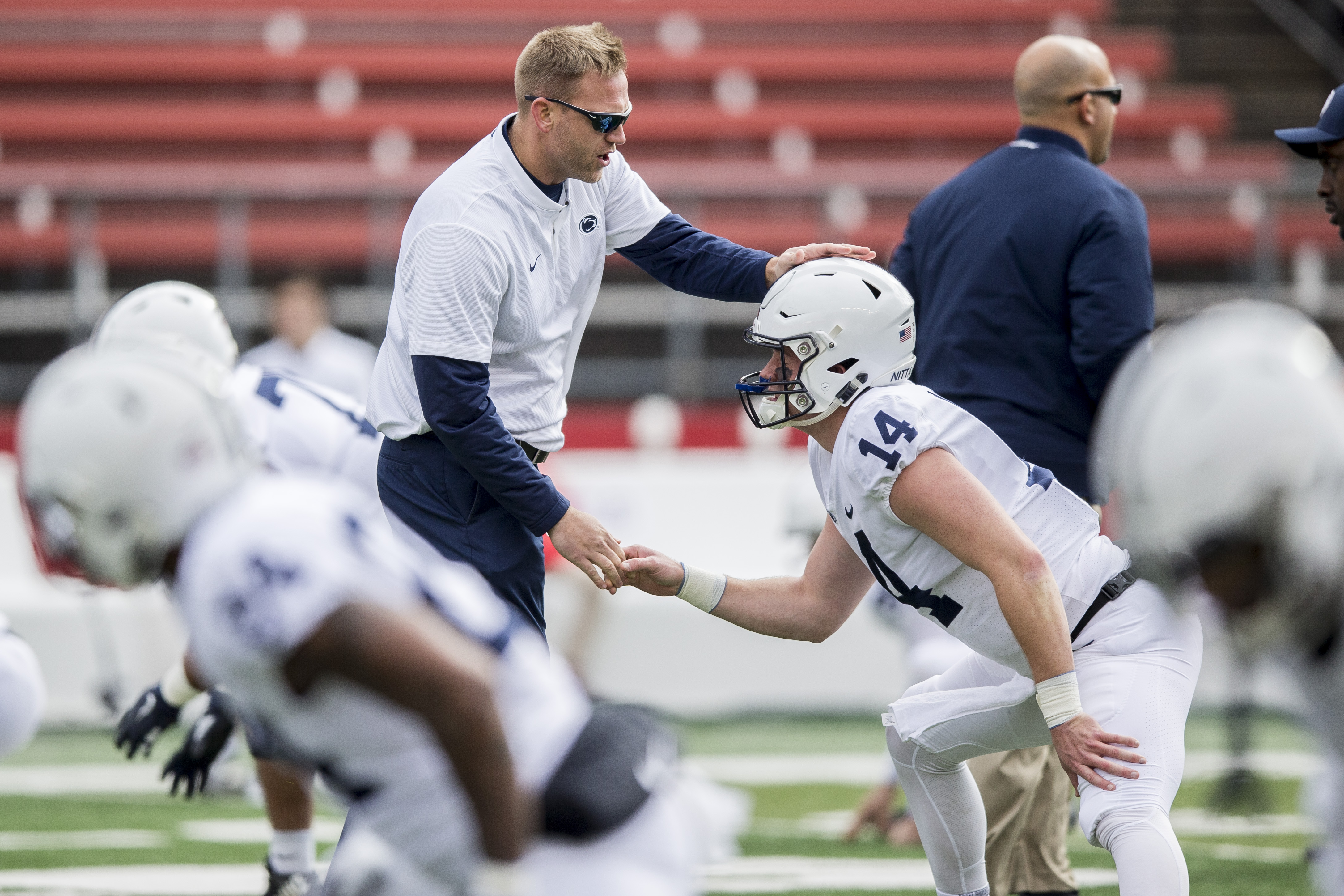 Penn State's crazy quarterback makeover: Tommy Stevens out, Sean Clifford in, and Will Levis on-deck