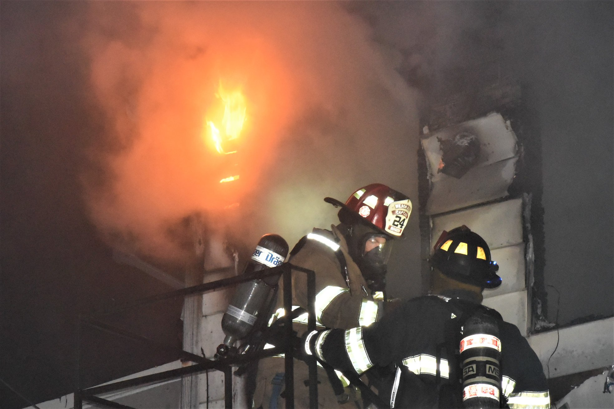 Family dog perishes after alerting residents to fire: officials