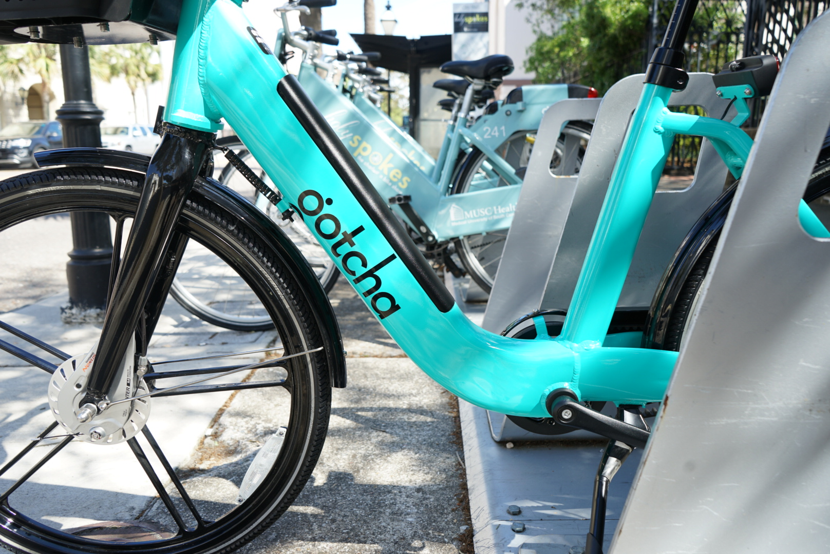 Gotcha bringing bike-share back to Mobile - al com