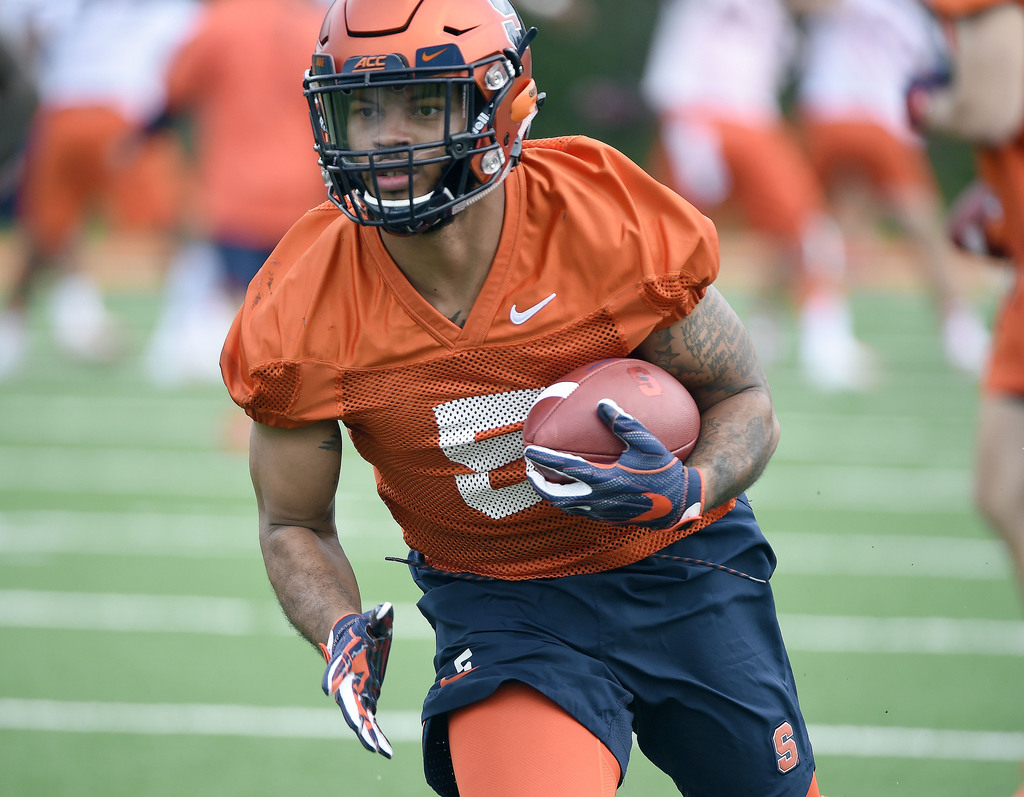 Former Syracuse football WR Devin Butler transferring to Tiffin