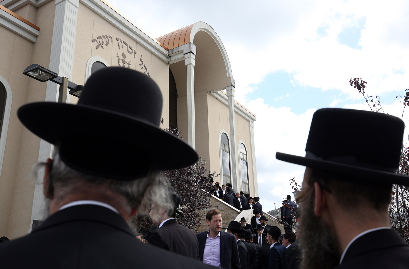 Orthodox group asks judge to suspend town's anti-school dorm and 'eruv' laws
