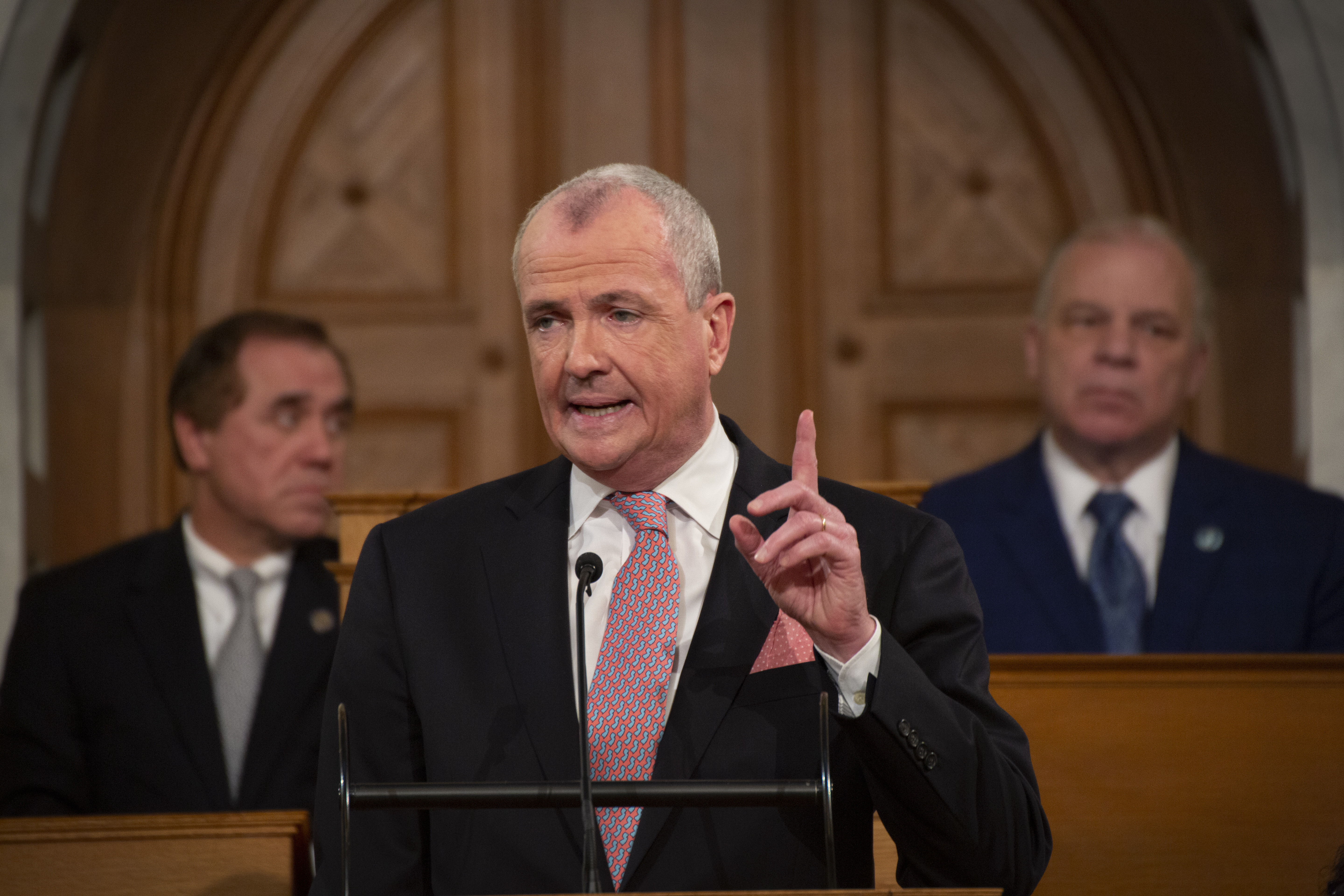 Business leaders say Gov. Murphy's 2020 State of the State message was a missed opportunity