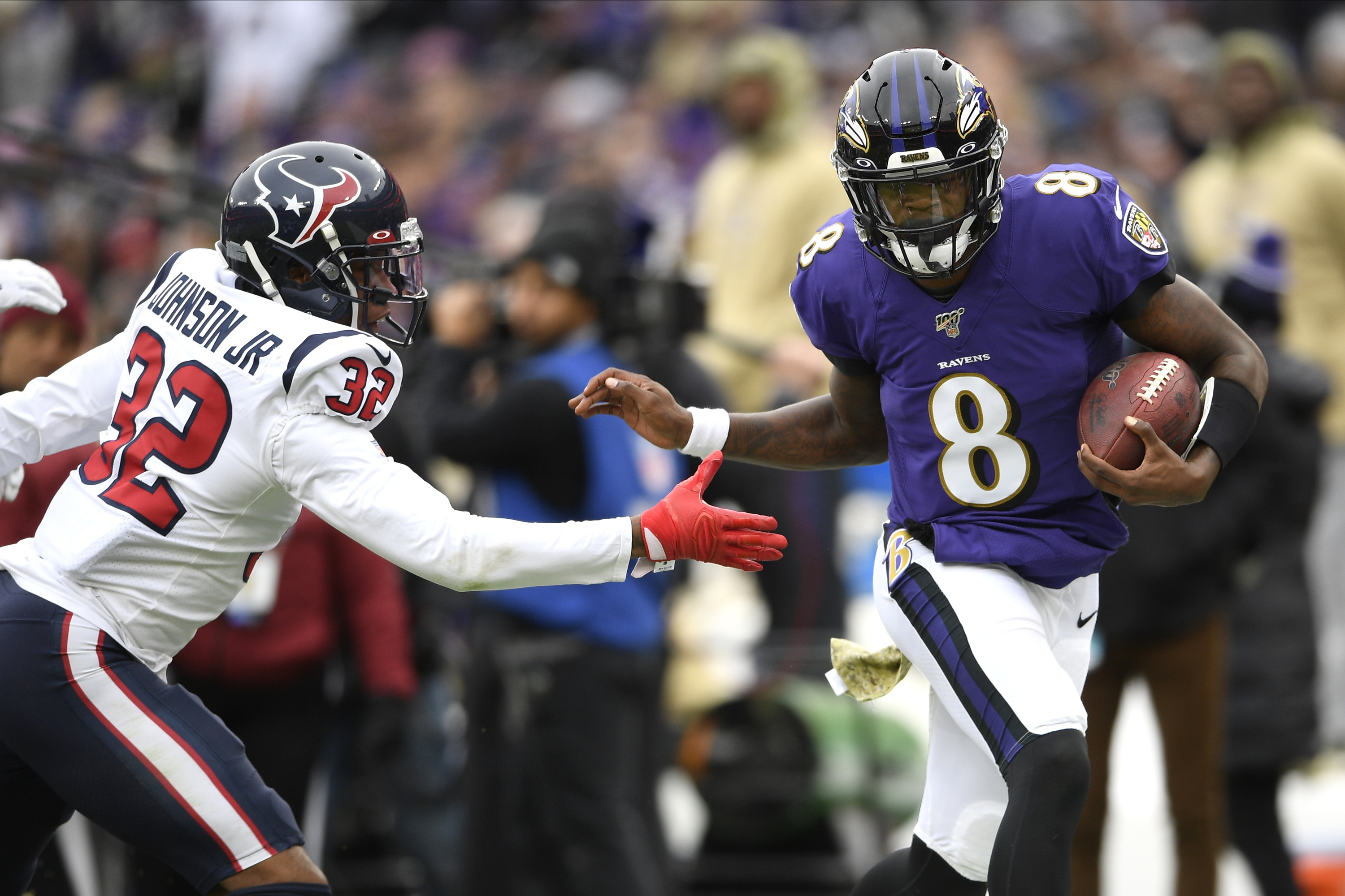 NFL playoff picture: Updated AFC, NFC standings, seeds, projected postseason matchups through Week 11   Ravens, Patriots, 49ers, Packers with 1st-round byes?