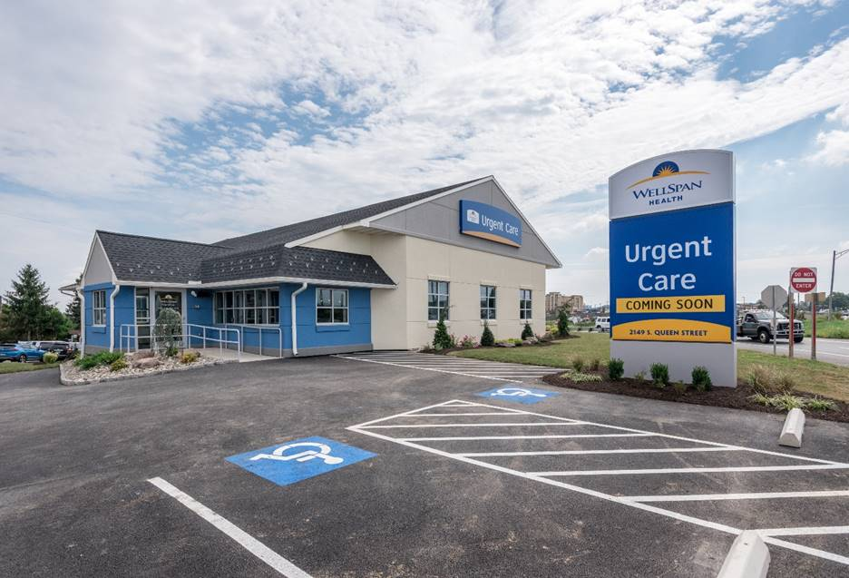 New urgent care center opens just off central Pa. interstate