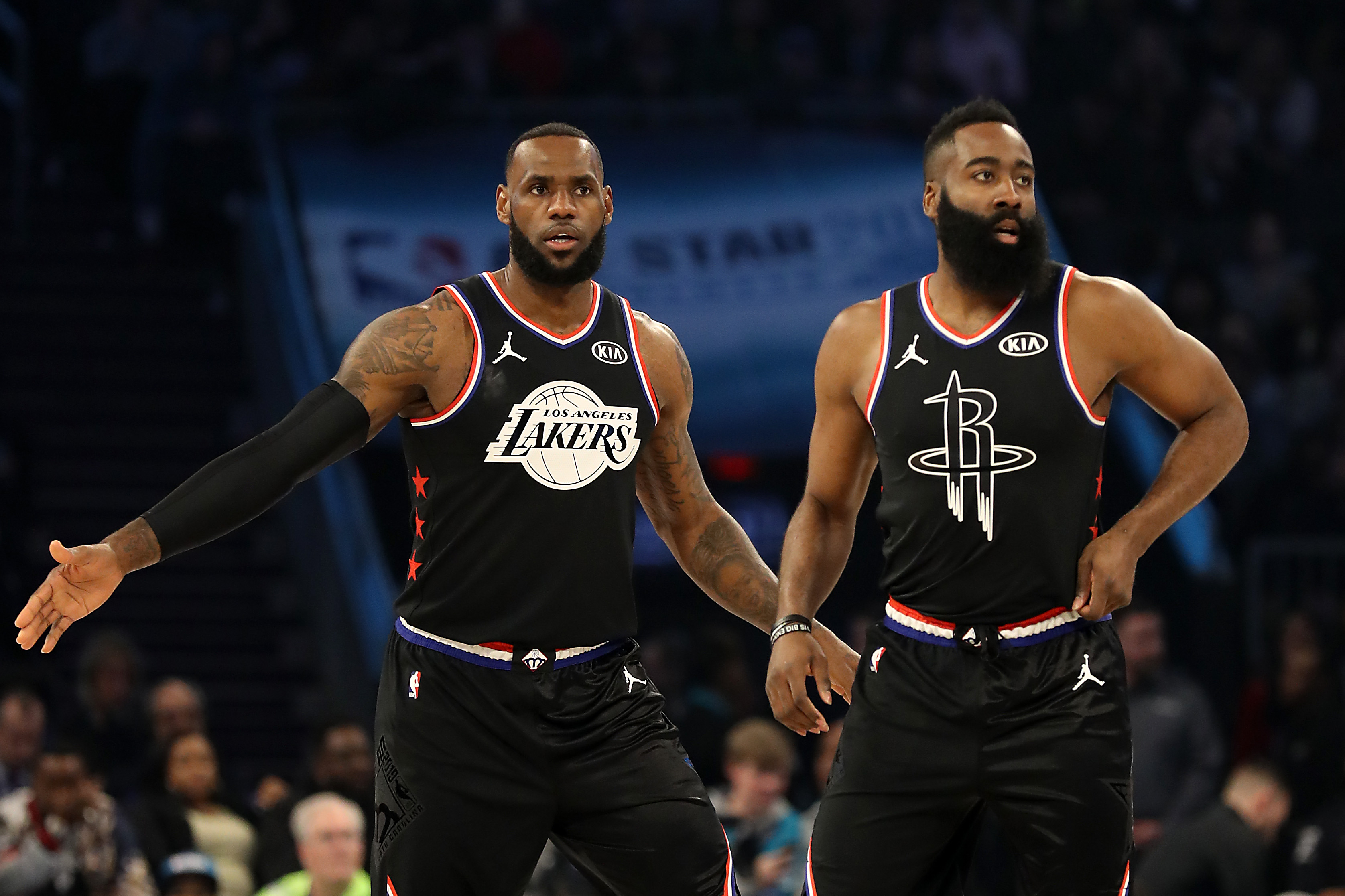 watch nba all star game 2020