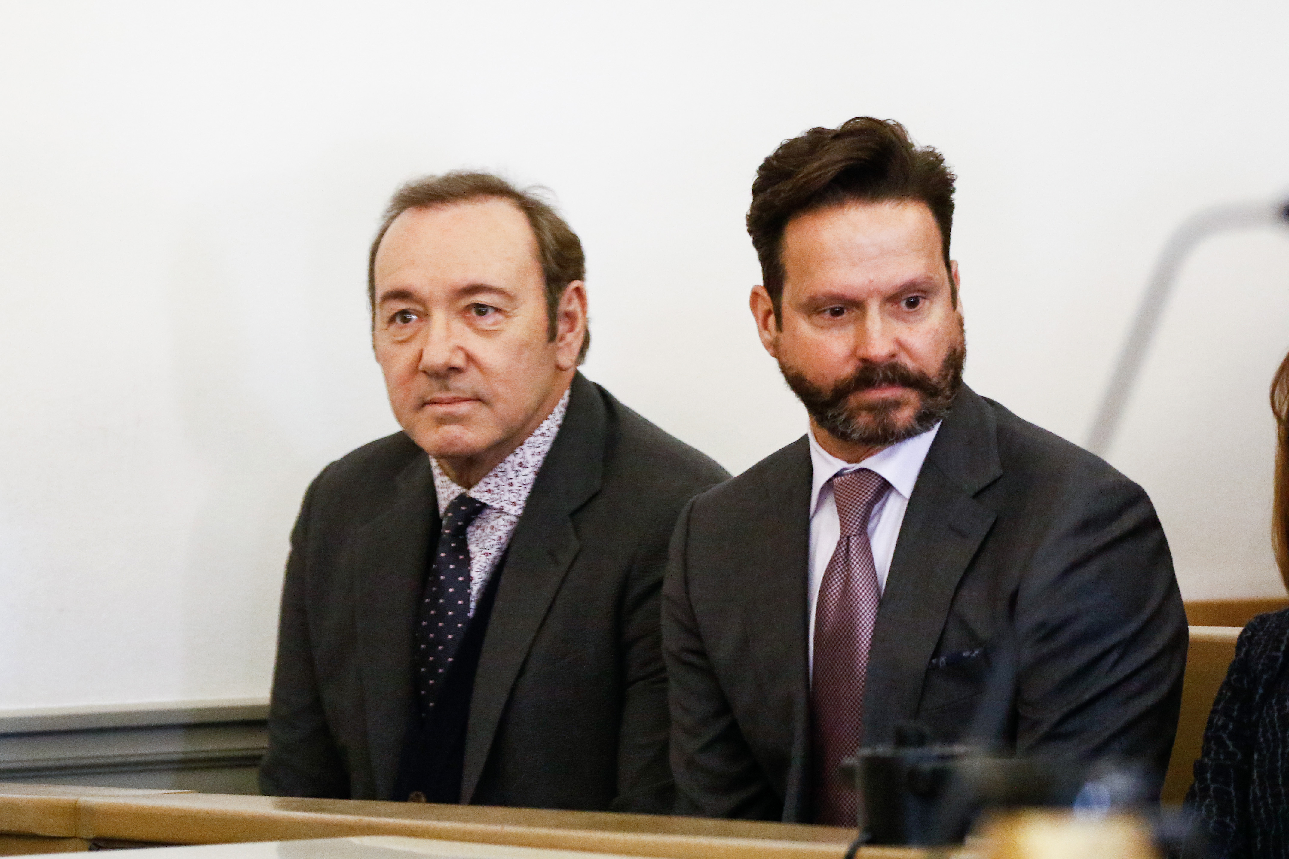 Kevin Spacey accuser drops civil case against actor; criminal case ongoing