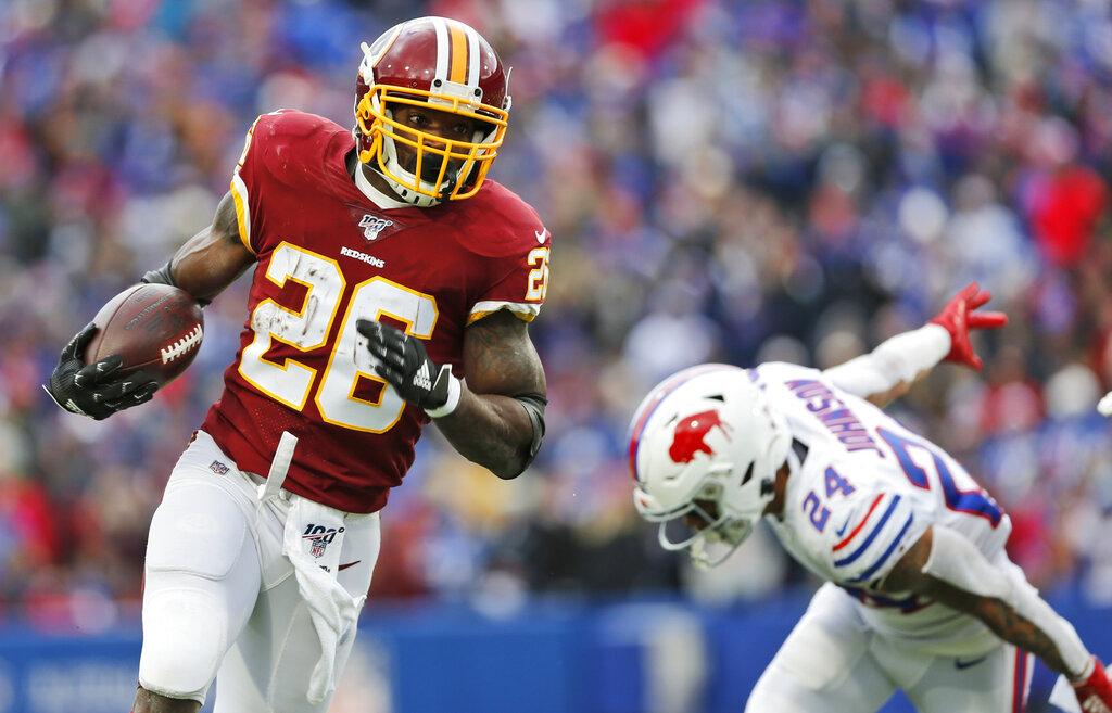 NFL rumors: Redskins decide if Adrian Peterson will return in 2020