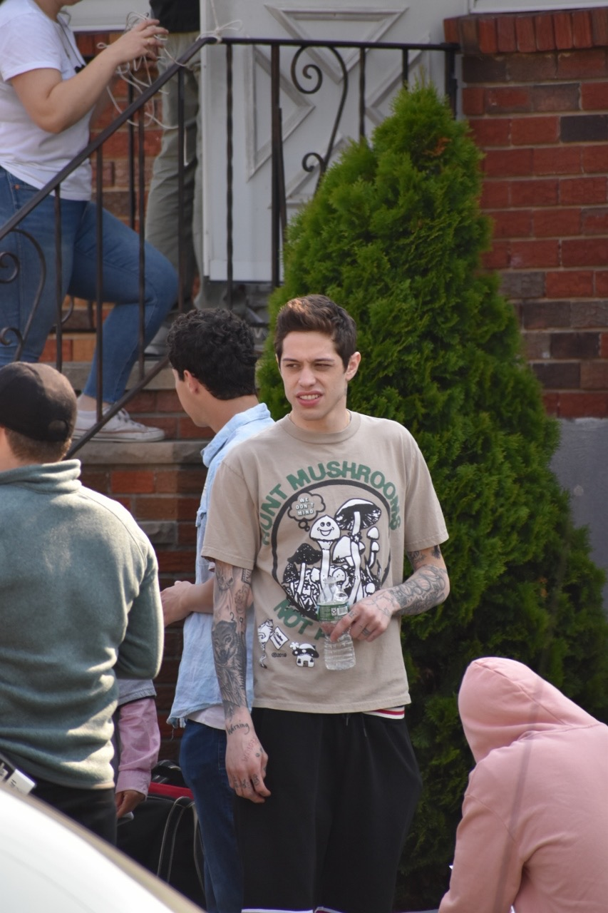 Pete Davidson, Margaret Qualley have broken up, but will 'remain friends,' report says