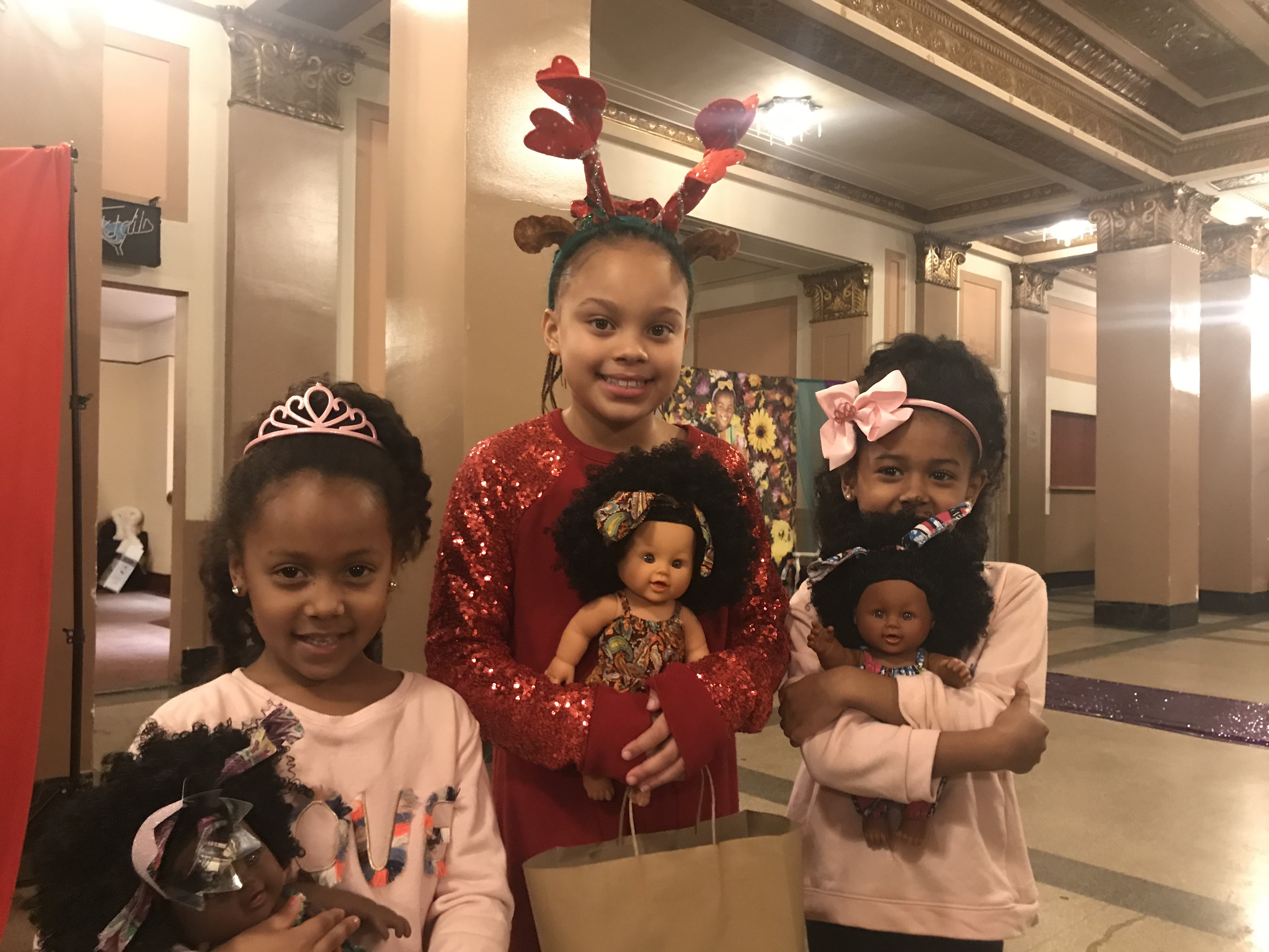 How 500 black girls in N.J. found the dolls of their dreams