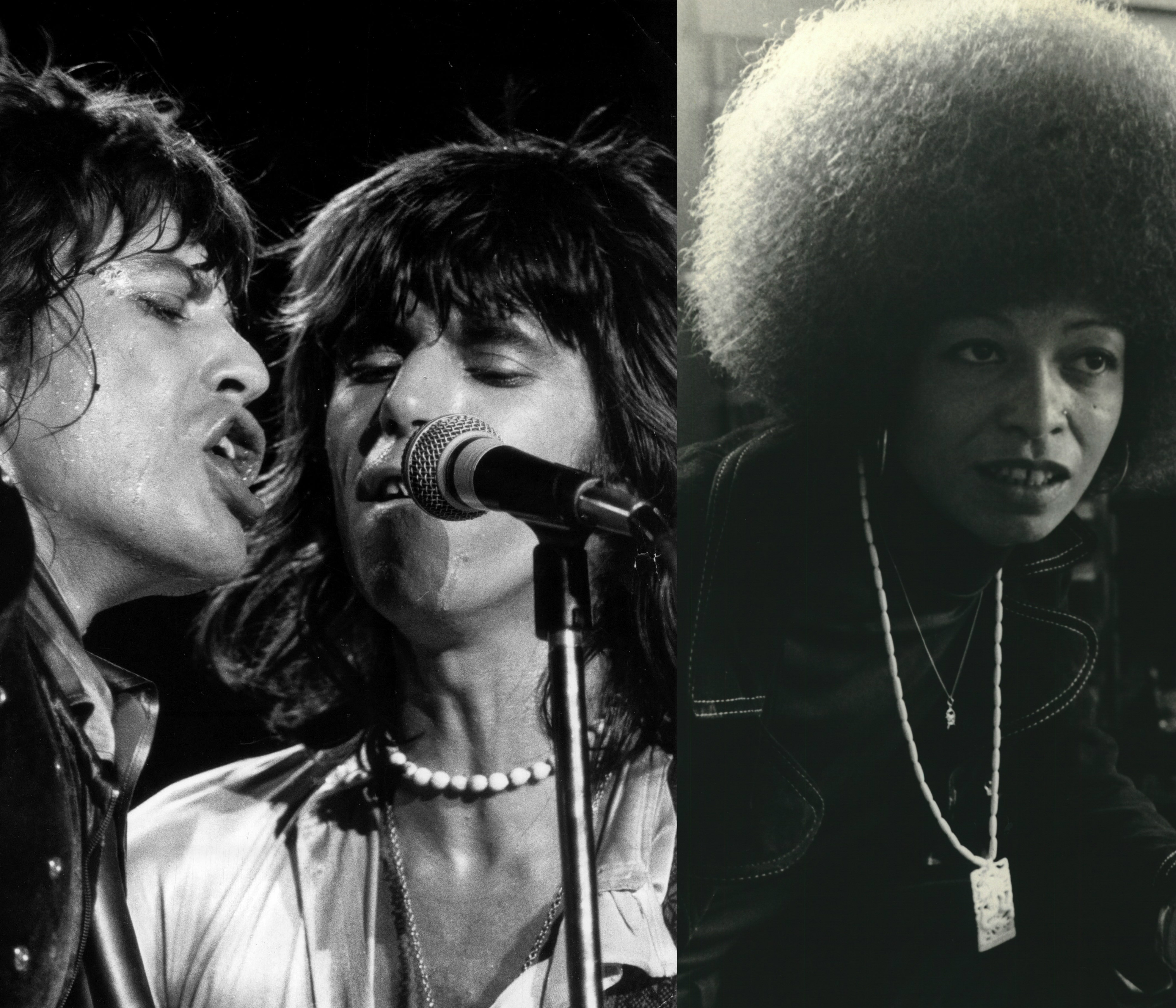 The story behind The Rolling Stones' Angela Davis song - al com