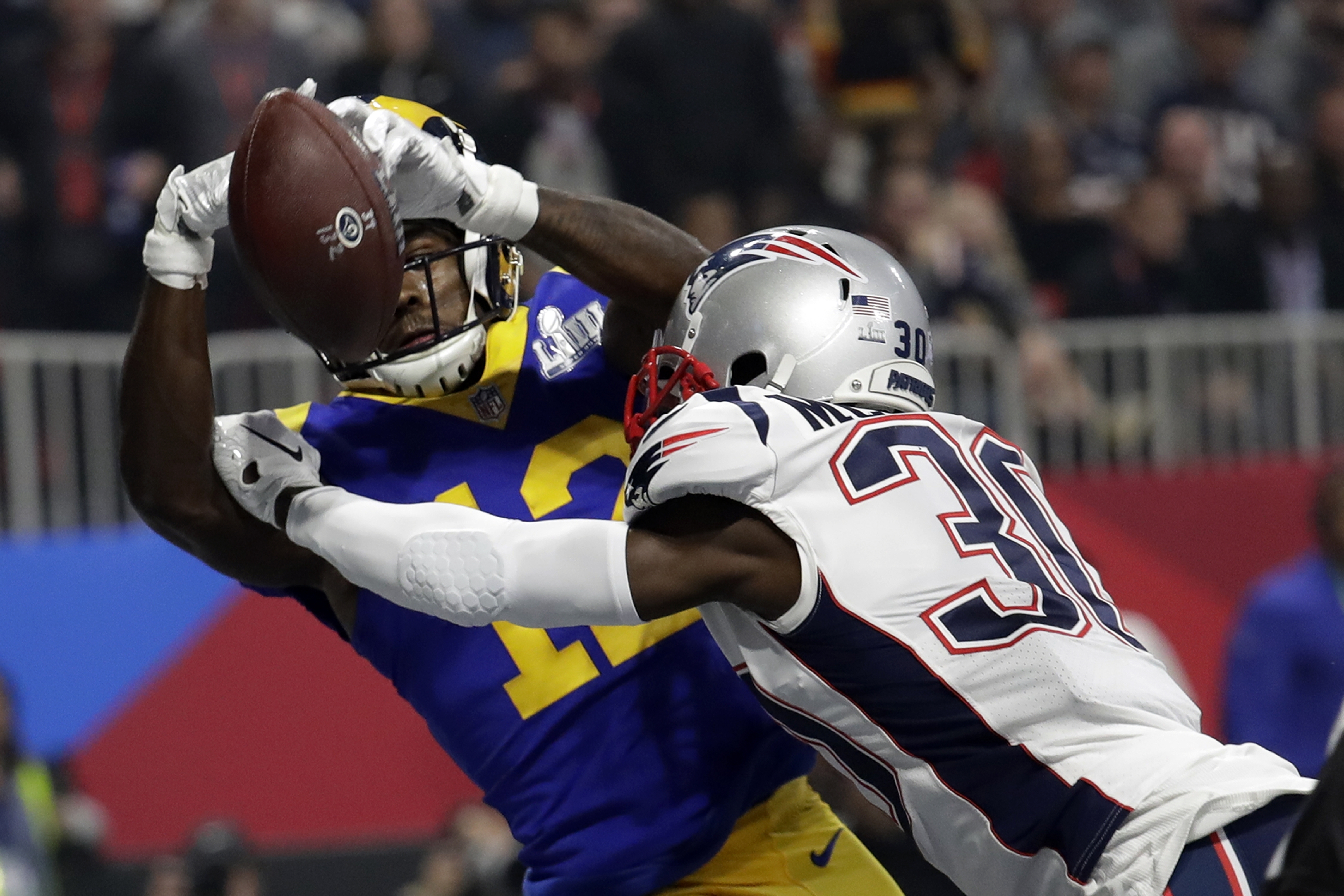 Brandin Cooks drops two crucial passes that doom Rams in