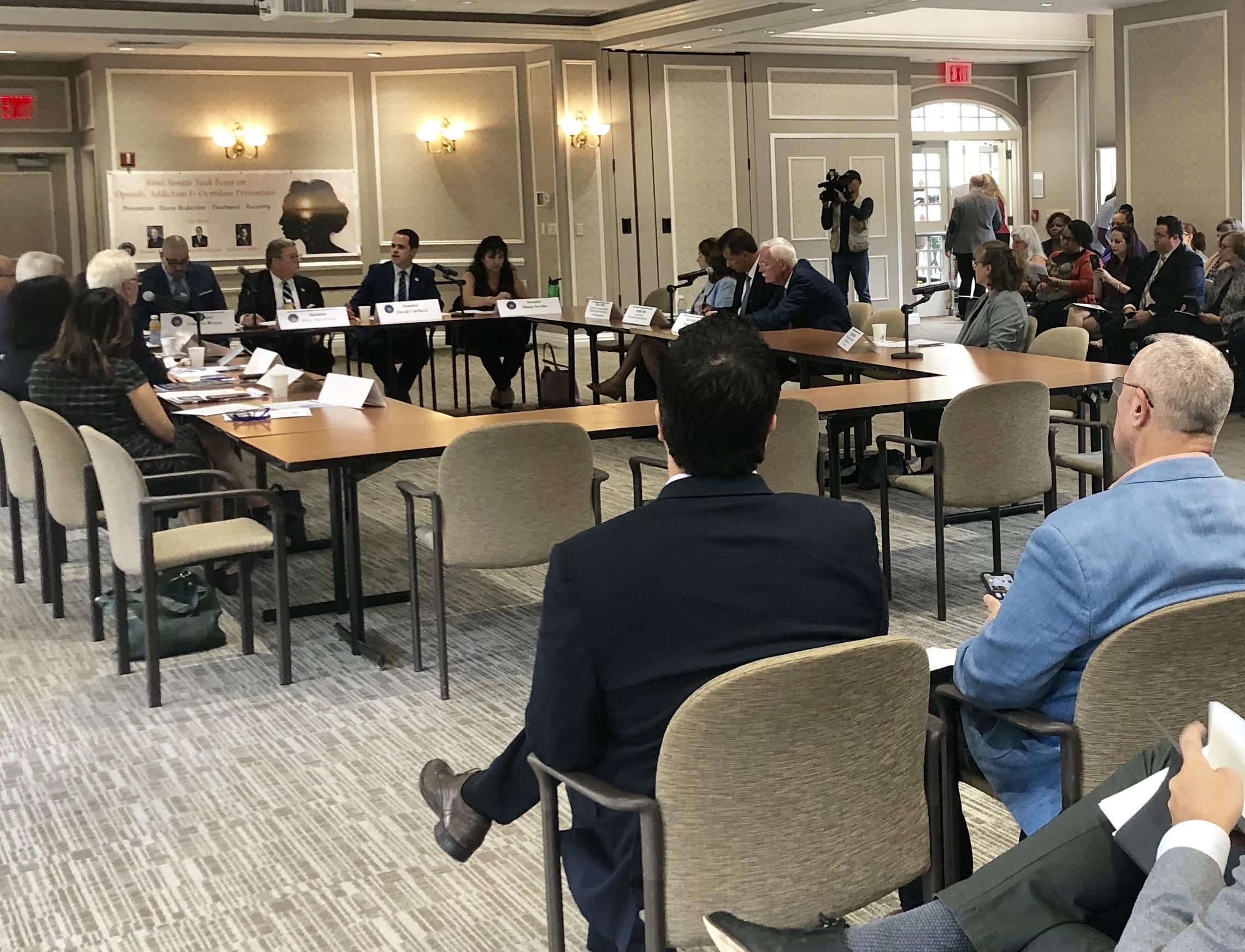 Opioid addiction on Staten Island: Task force seeking solutions