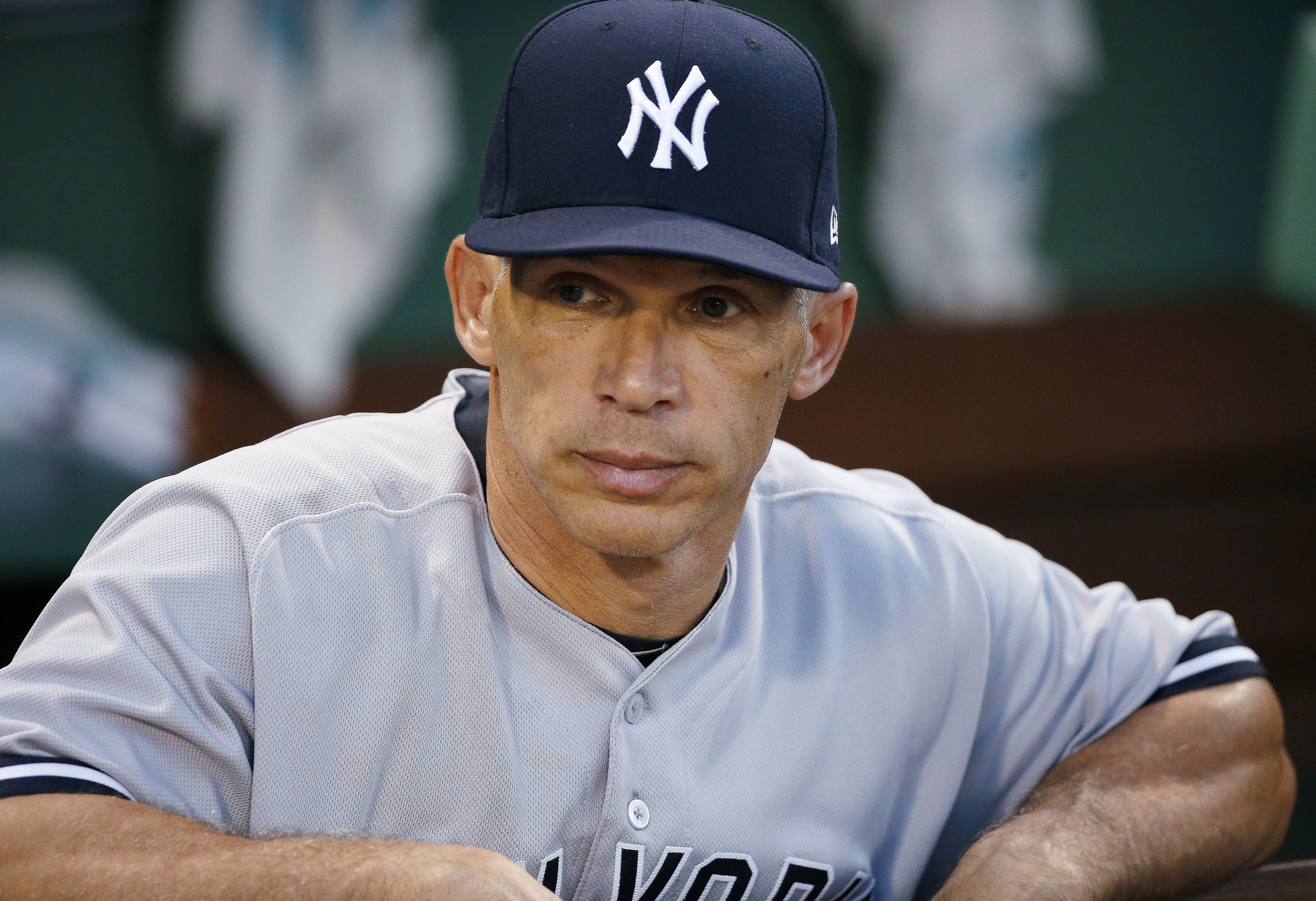 MLB rumors: Here's when ex-Yankees manager Joe Girardi will interview with the Mets