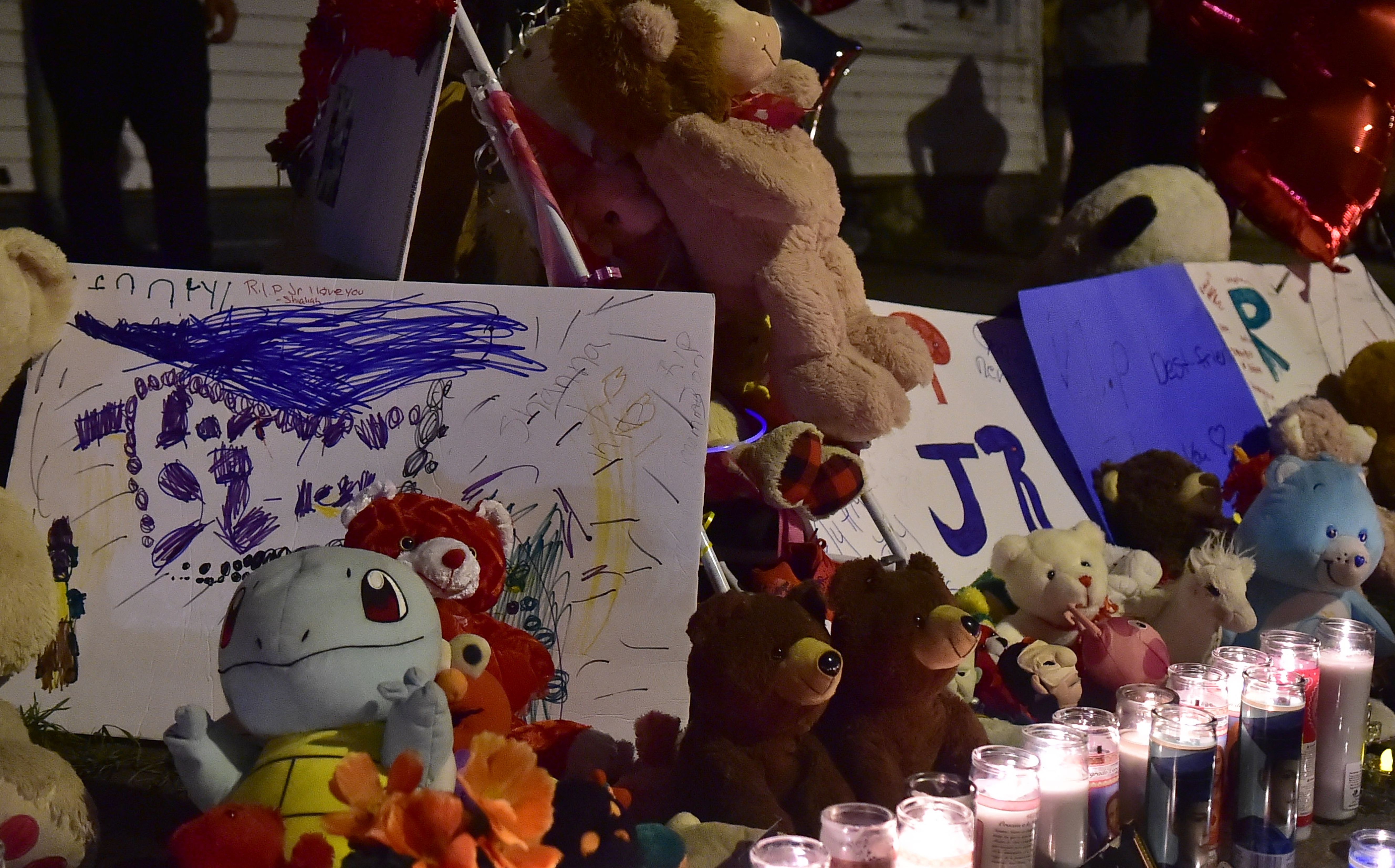 After screaming bloody murder, man admits role in 12-year-old's death