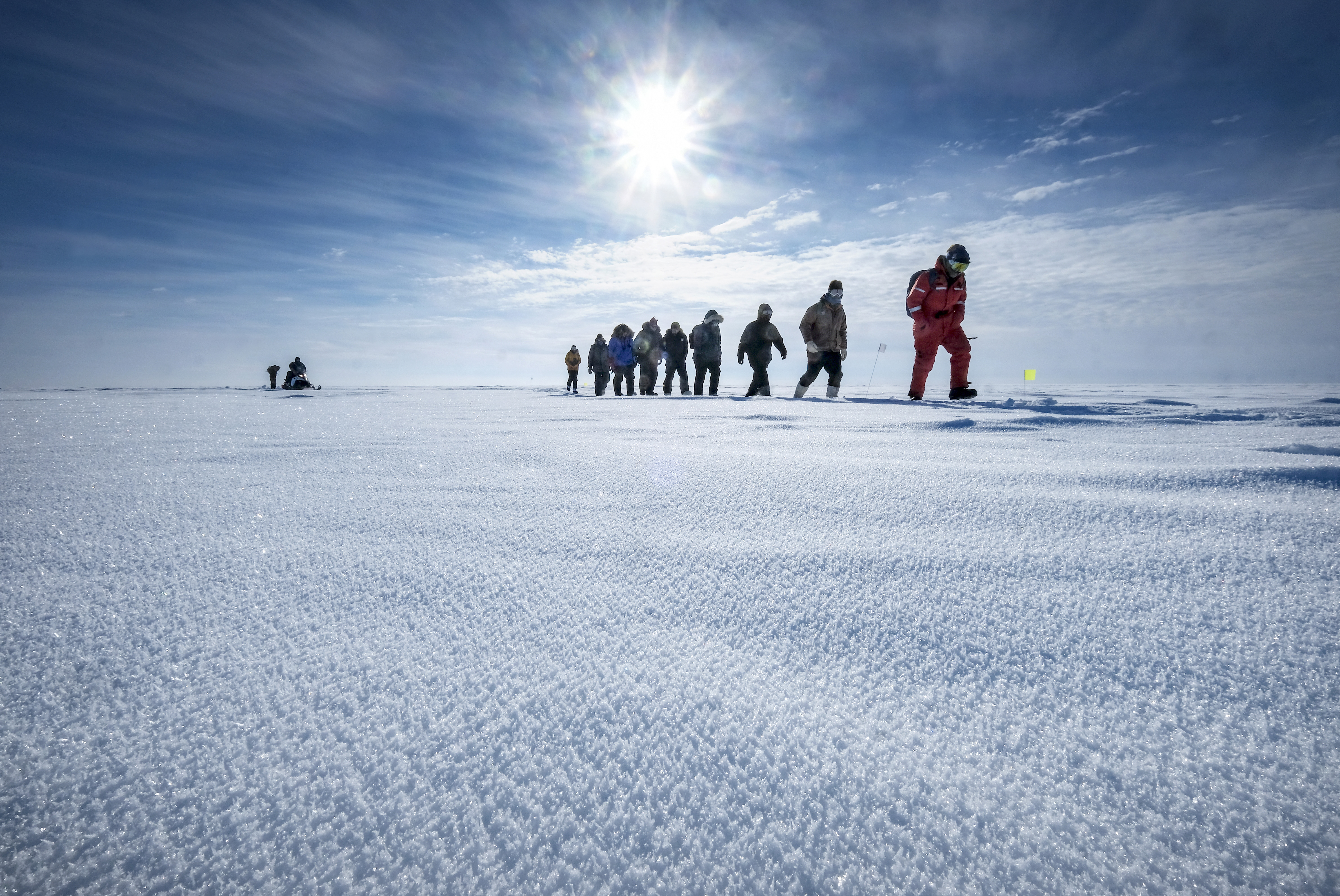 History's biggest Arctic expedition launches Sept. 20 to explore climate change