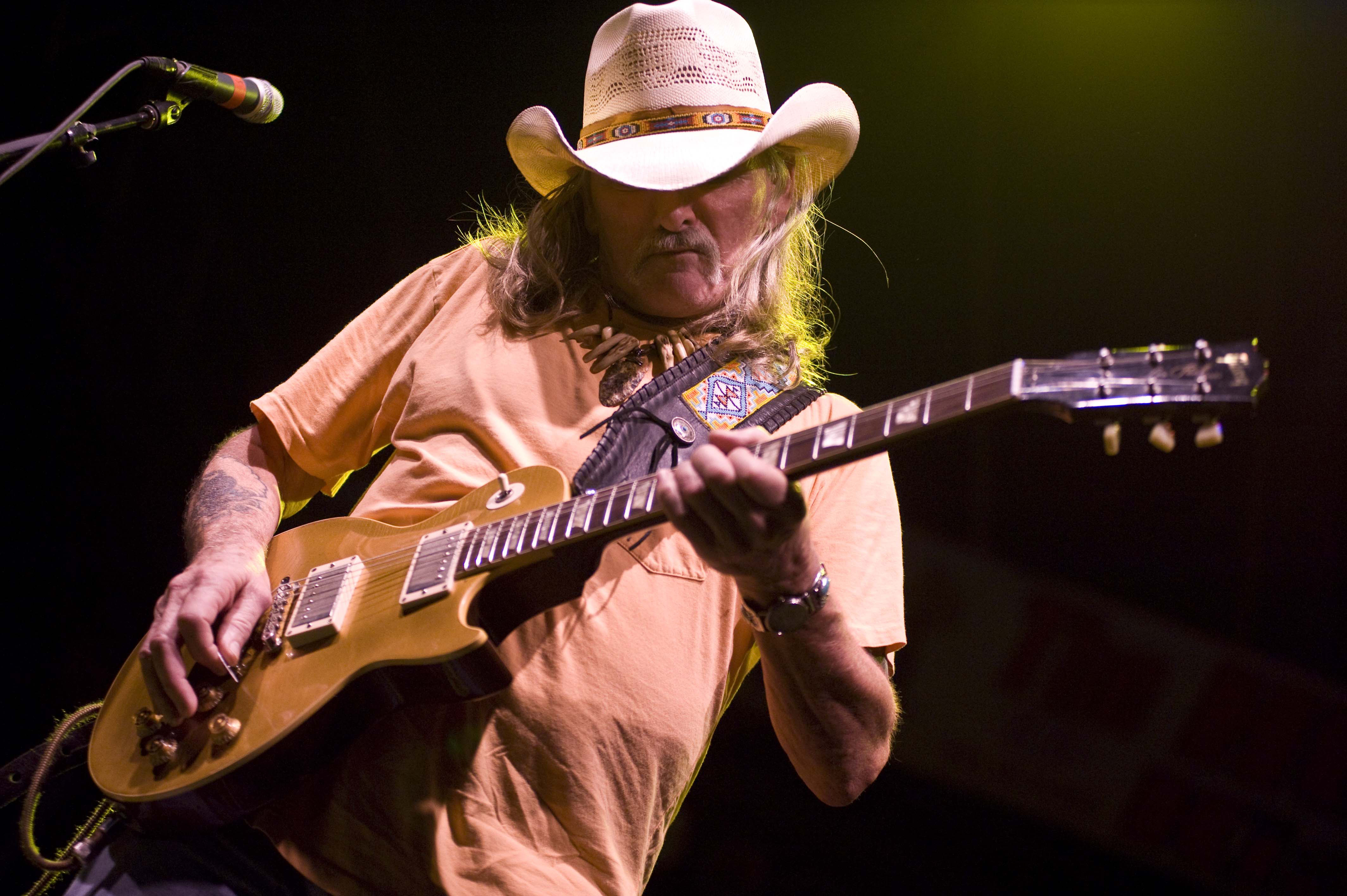 The 25 'most Southern rock' musician names in Southern rock
