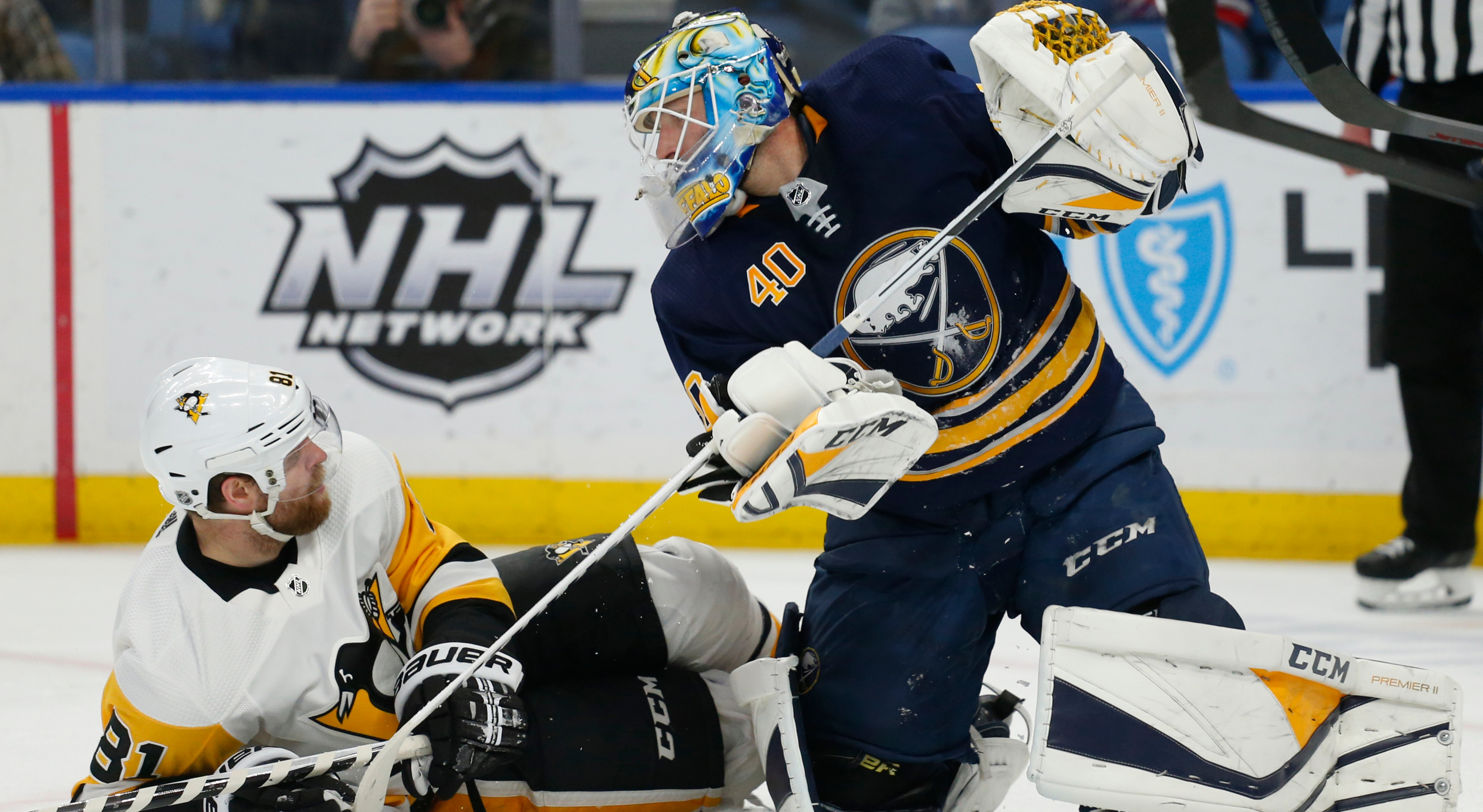 NHL set for a return to Penn State as Sabres-Penguins will play a preseason game at Pegula Ice Arena