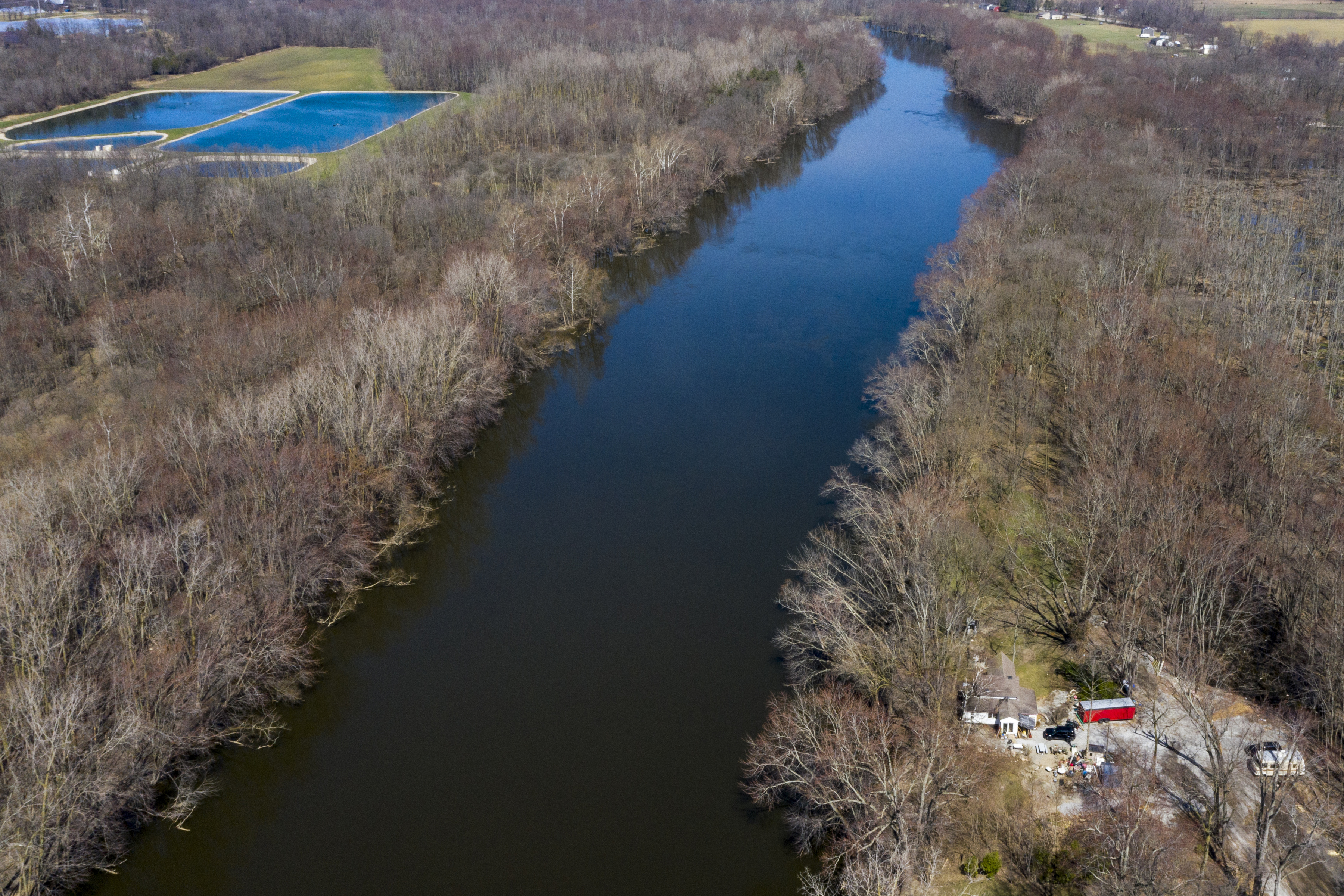 Ottawa County challenges state's right to pursue Grand River dredging project