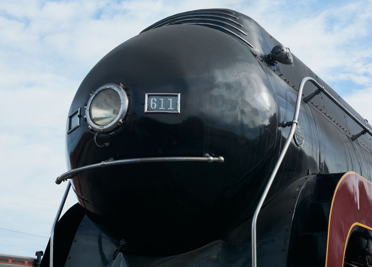 Rare 'Queen of Steam' locomotive from 1950 to spend October at Strasburg Rail Road