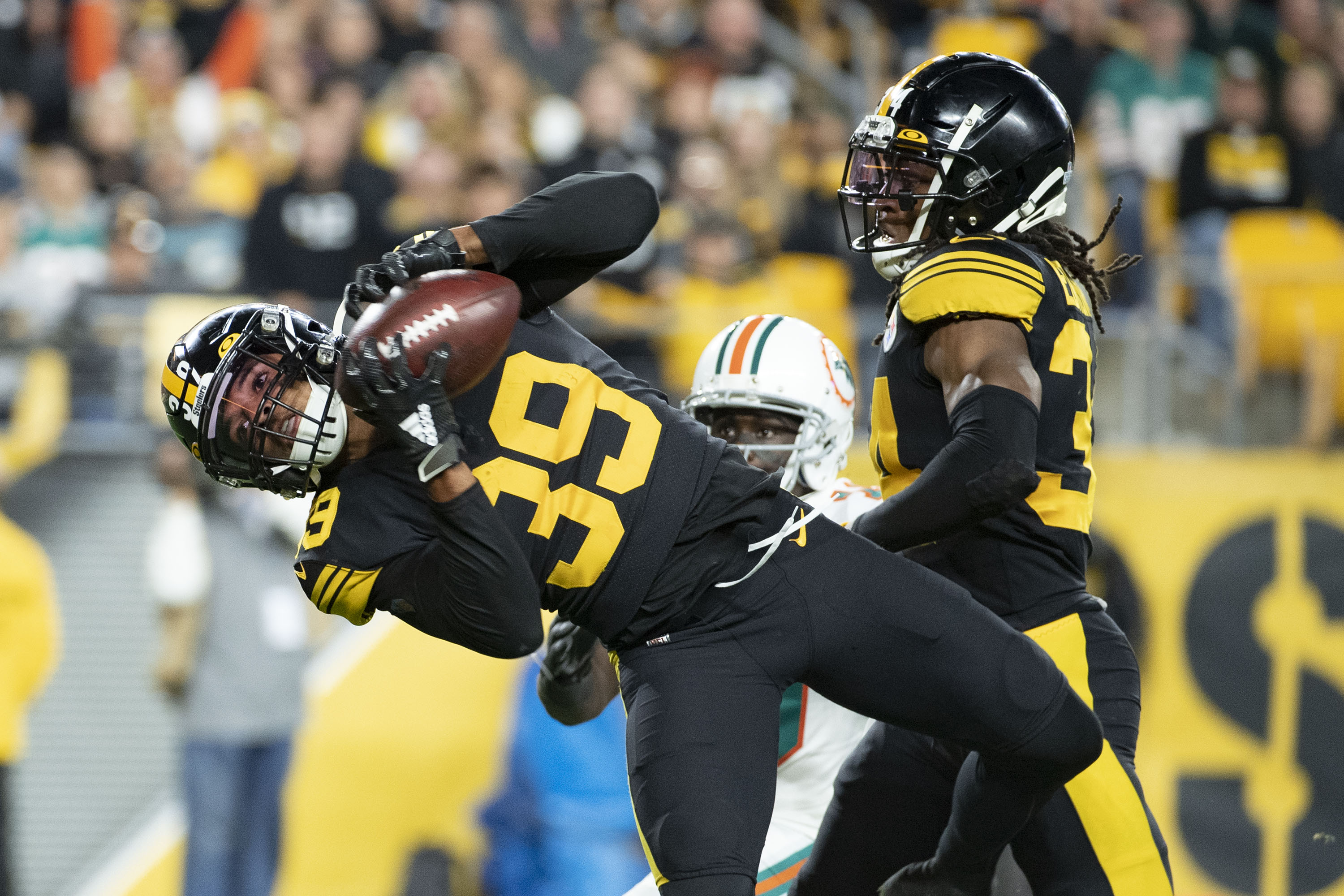 Pittsburgh Steelers Rally Past The Miami Dolphins Recap