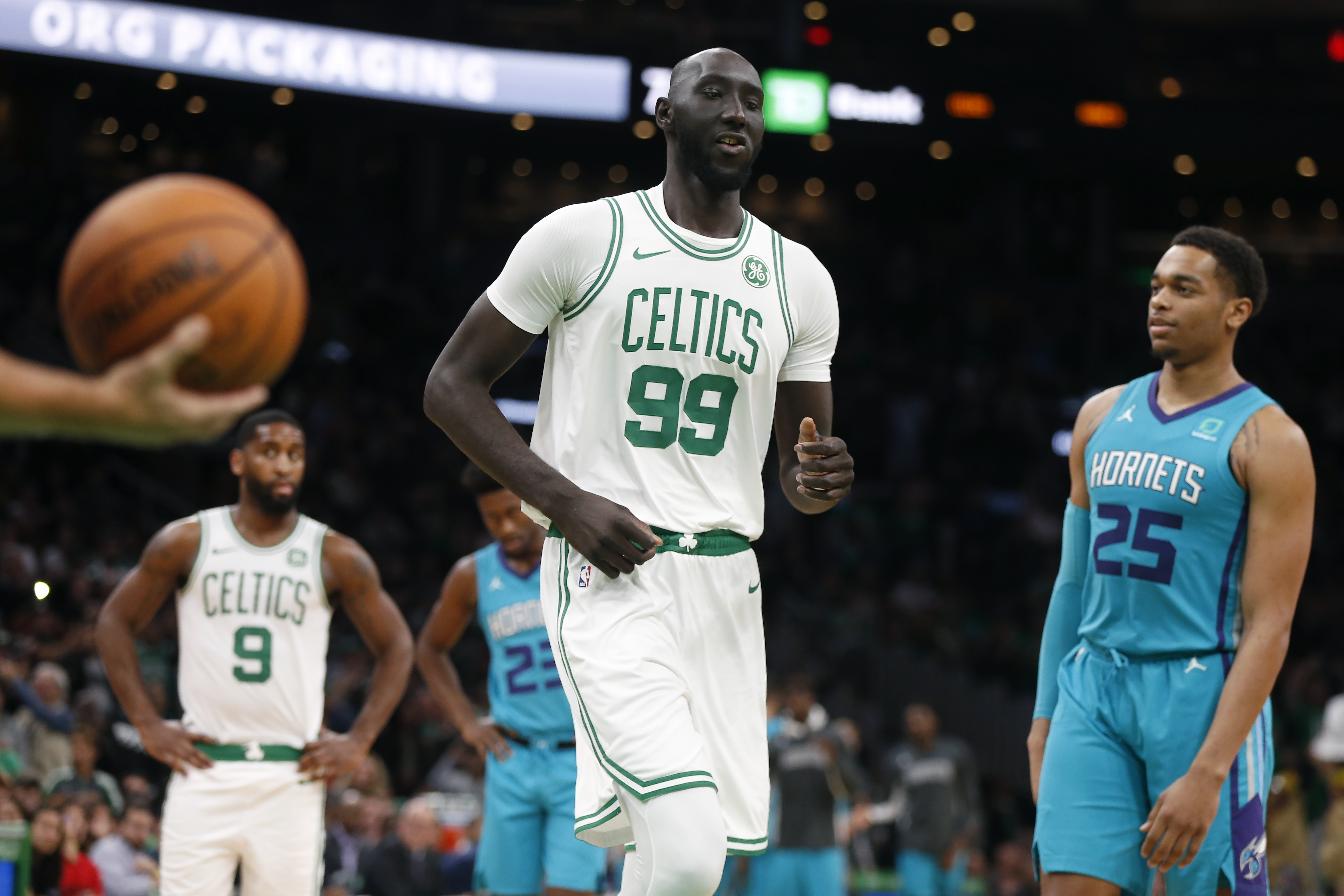 Boston Celtics Tacko Fall reveals cause of concussion, is 'very close' to return - masslive.com