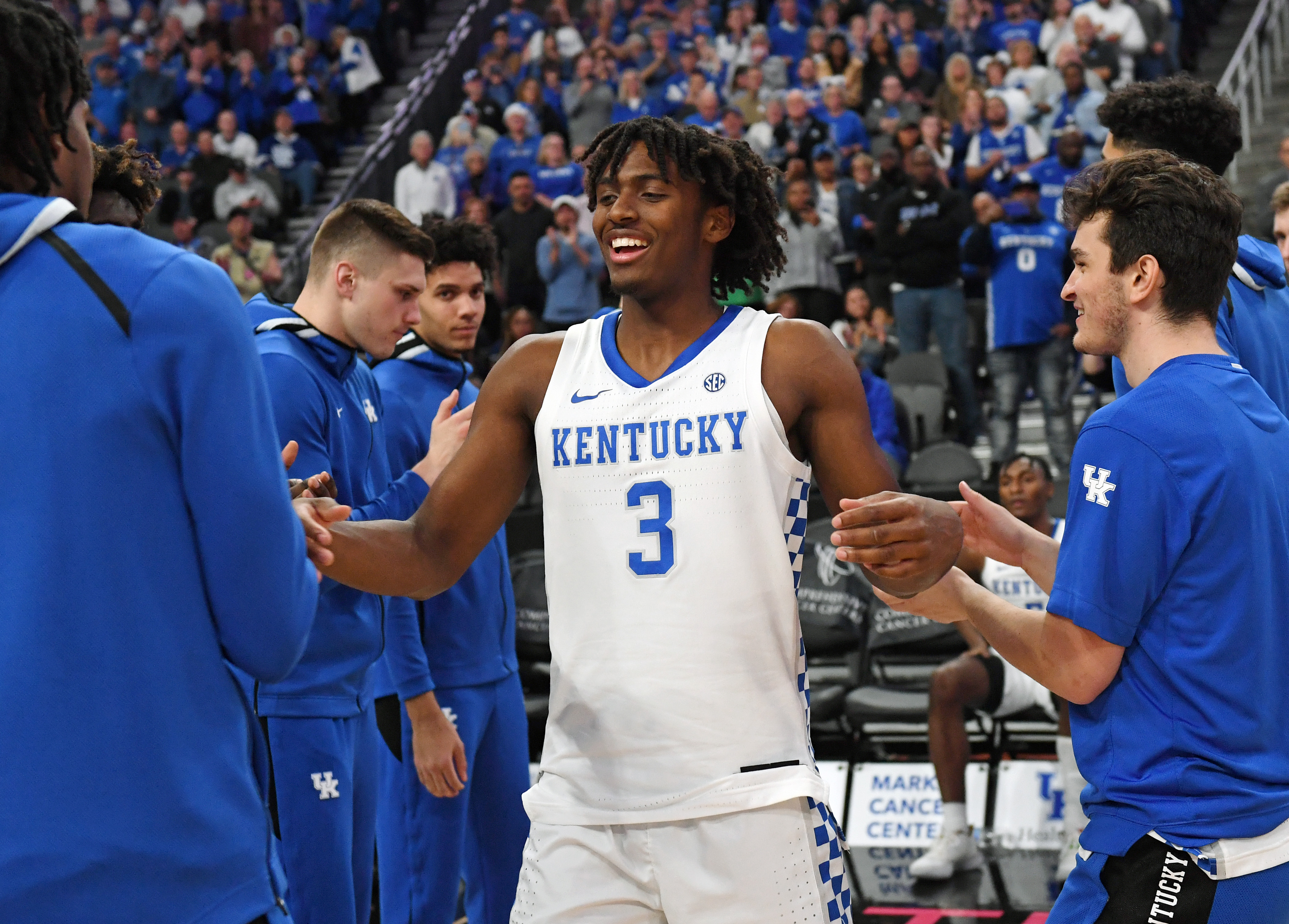 Nba Draft 2020 Kentucky Guard Tyrese Maxey Potential Lottery Pick Declares For Draft On Scheduled Day Of Ncaa Title Game Masslive Com