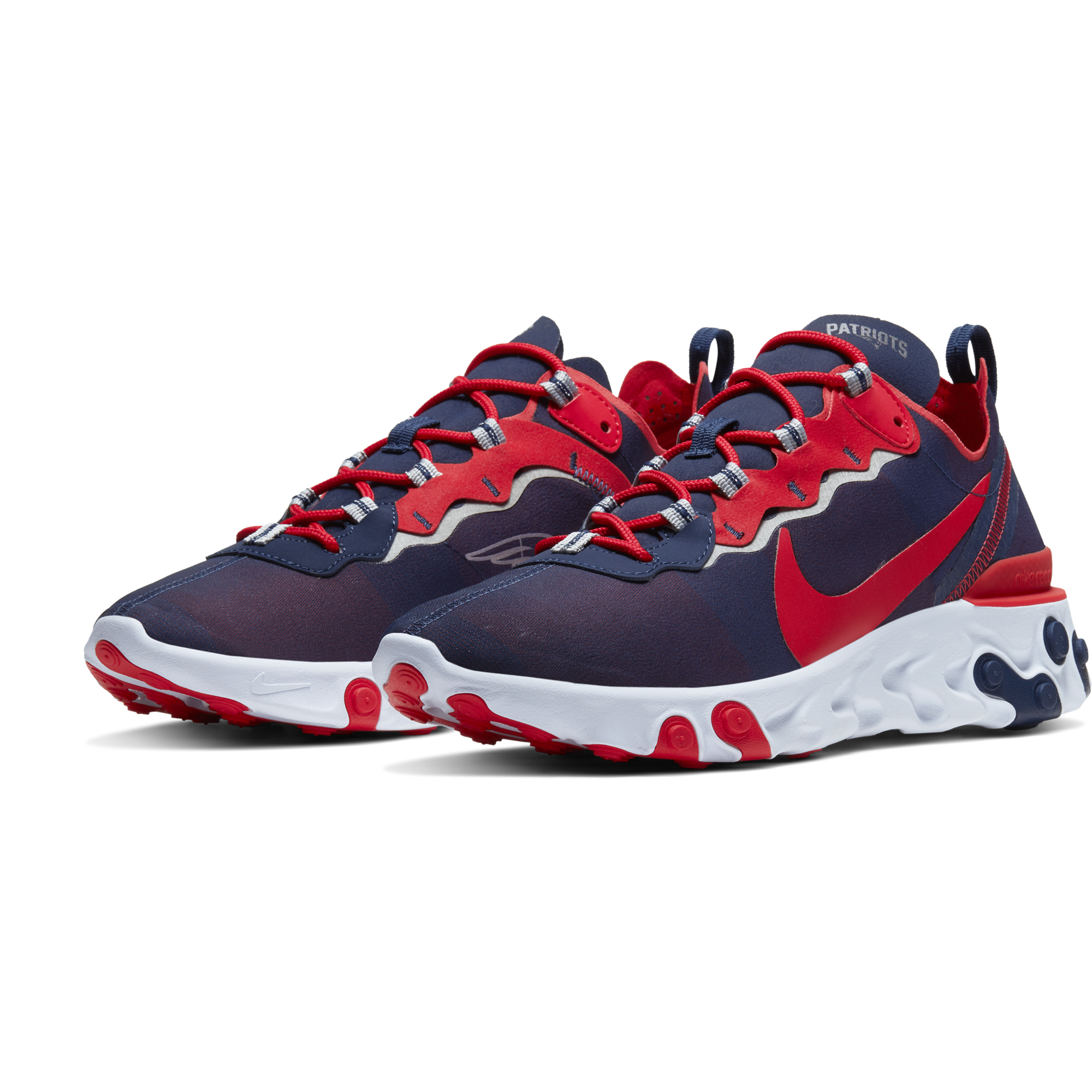 Nike releases another new Patriots shoe