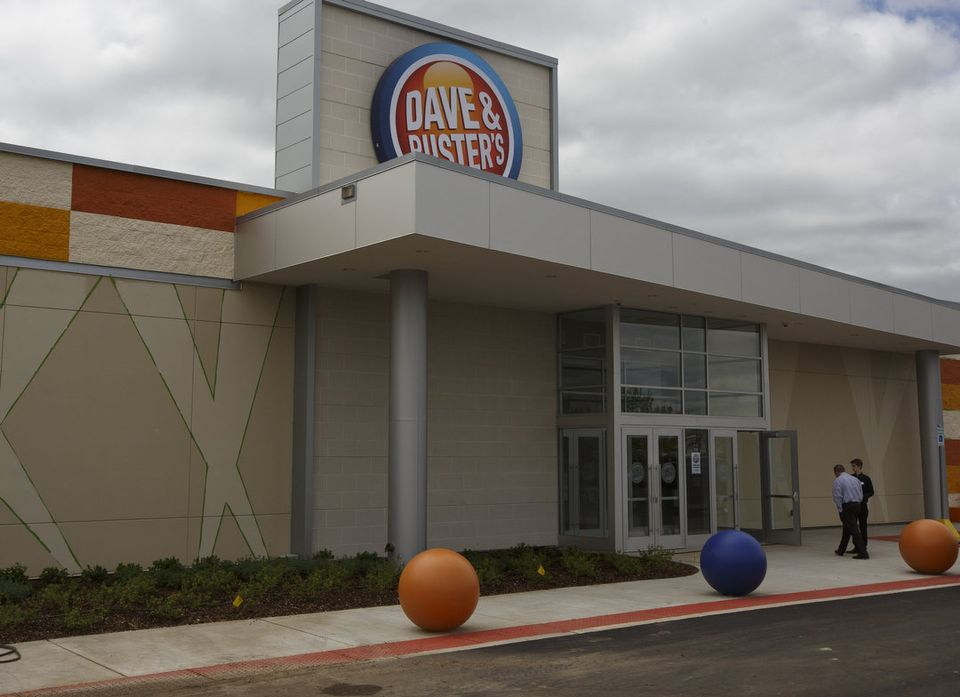 Police asking for help after Make-A-Wish donation box stolen from Dave & Buster's