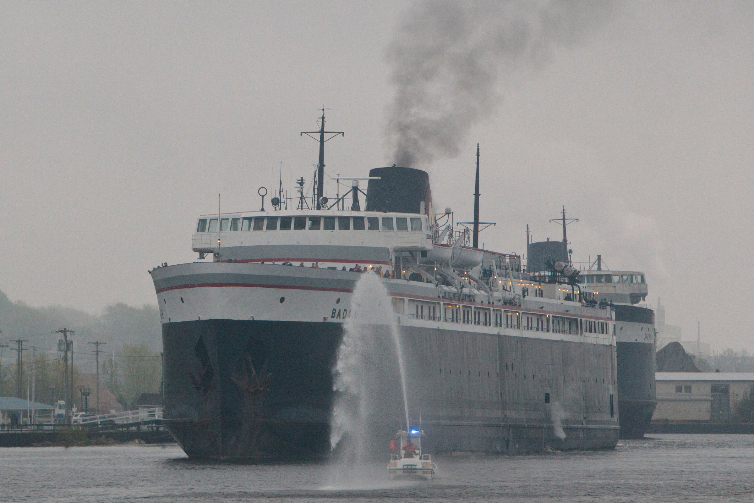 Great Lakes' last coal-fired car ferry to get operations facelift