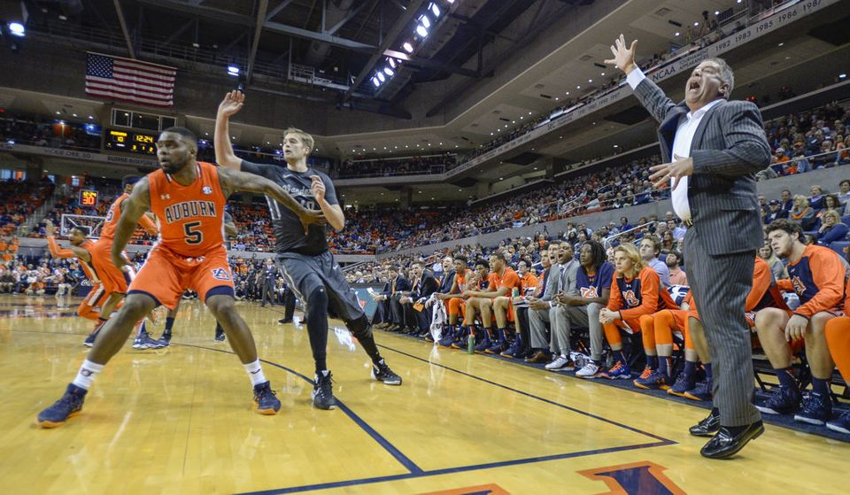 Bruce Pearl criticized his defense on Tuesday, saying they needed to get tougher. Auburn starts its season on Nov. 6.