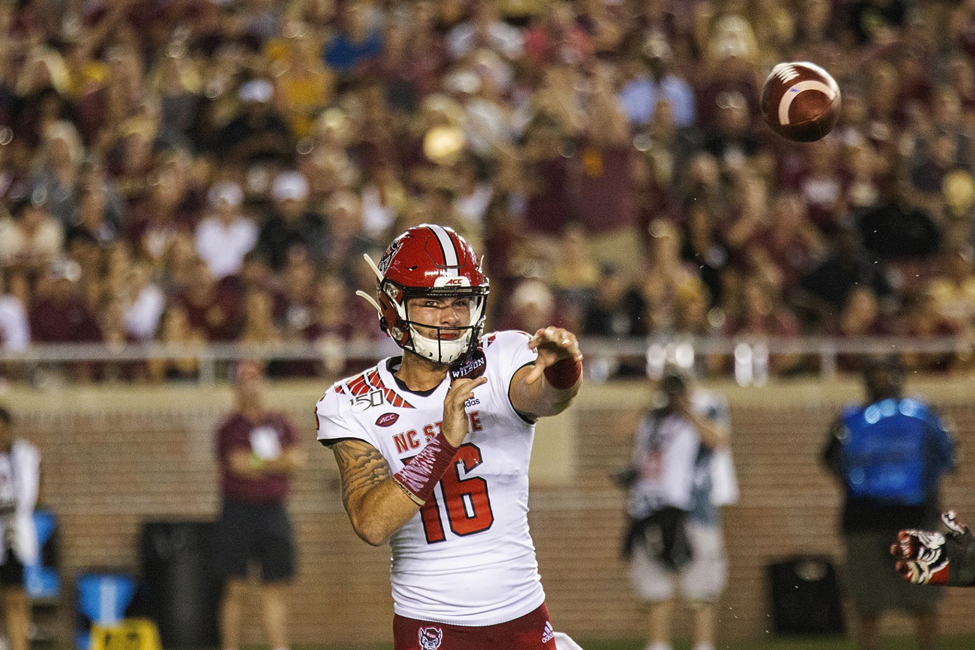 Get to know NC State, Syracuse football's next opponent