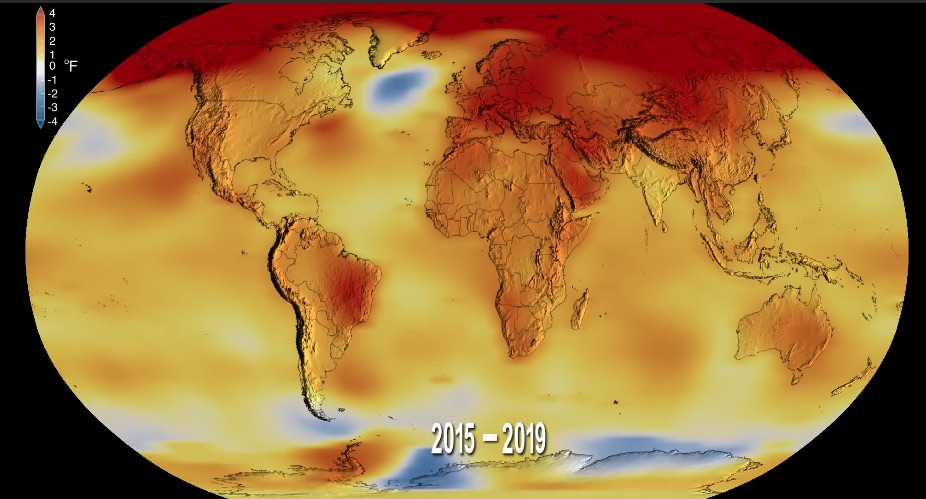 Predictions Of Global Warming Have Been Around For Some Time