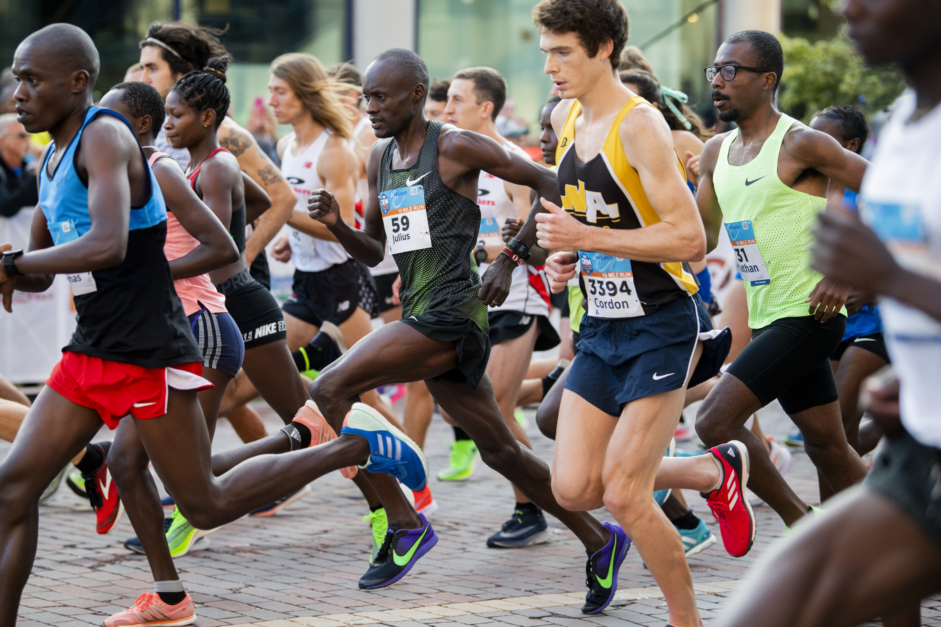 See photos from the 43rd annual HAP Crim Festival of Races
