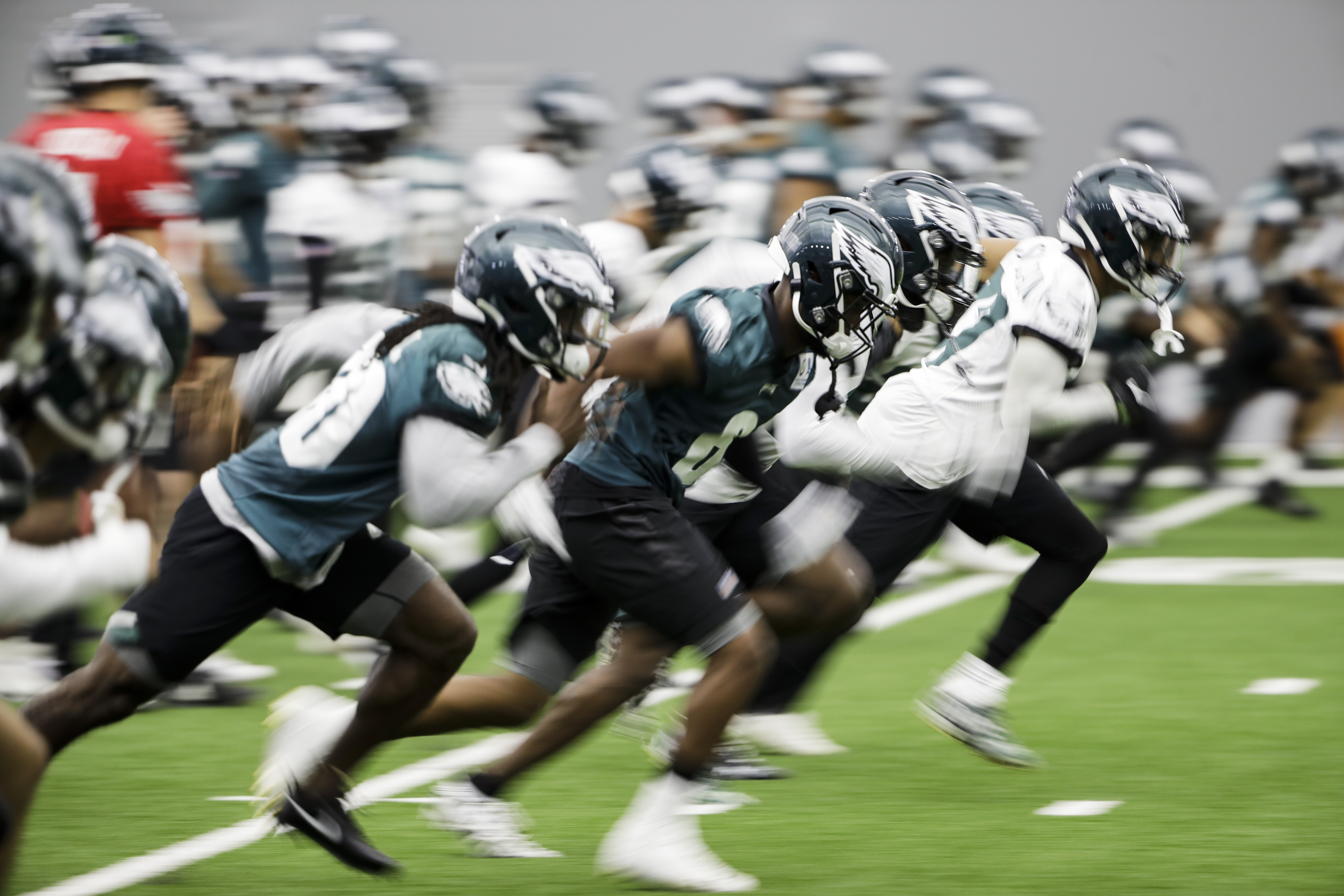 What we learned from Philadelphia Eagles minicamp: 6 takeaways on Carson Wentz, DeSean Jackson, Avonte Maddox and more