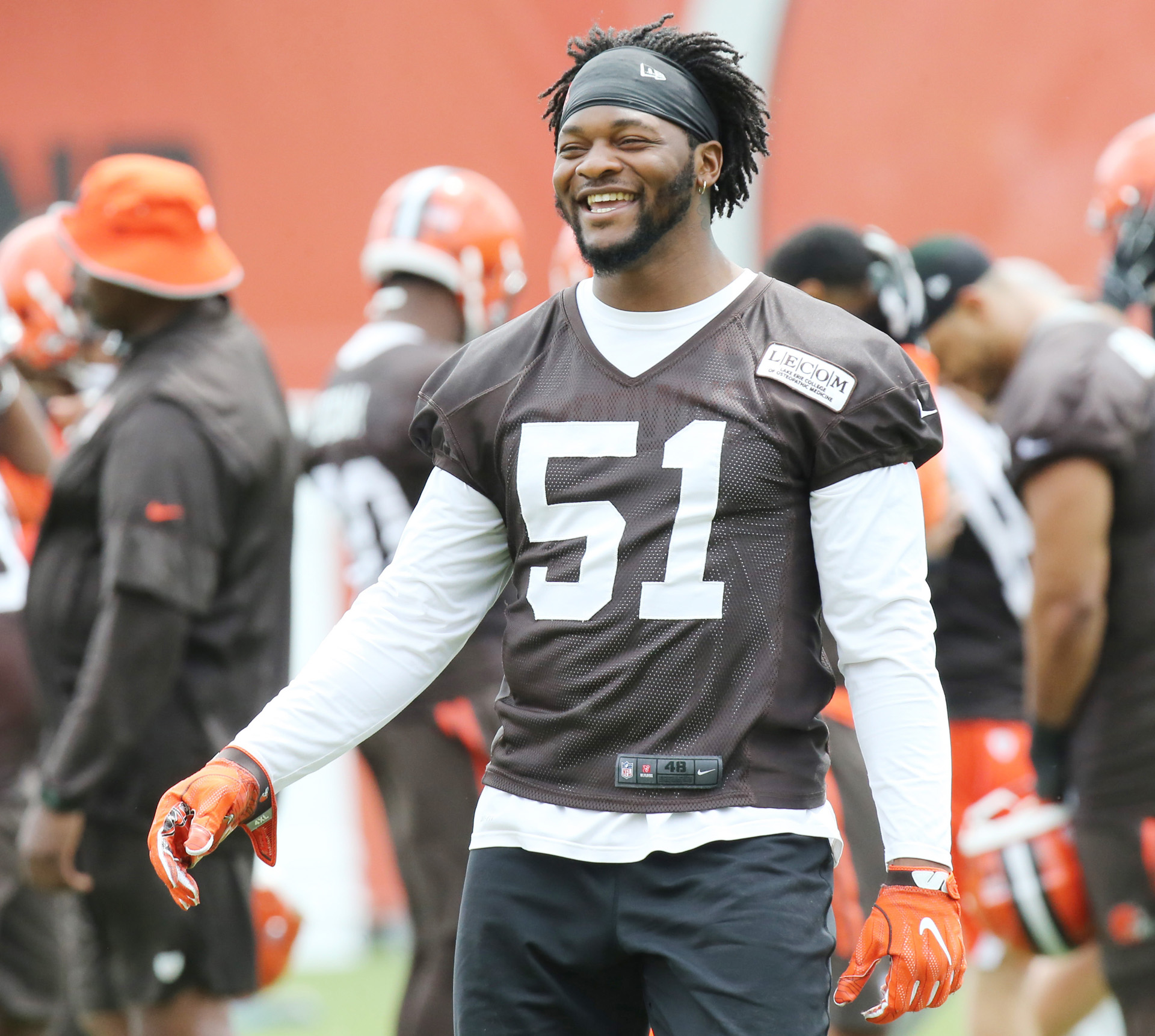 Jamie Collins, former New England Patriots linebacker, released by ...