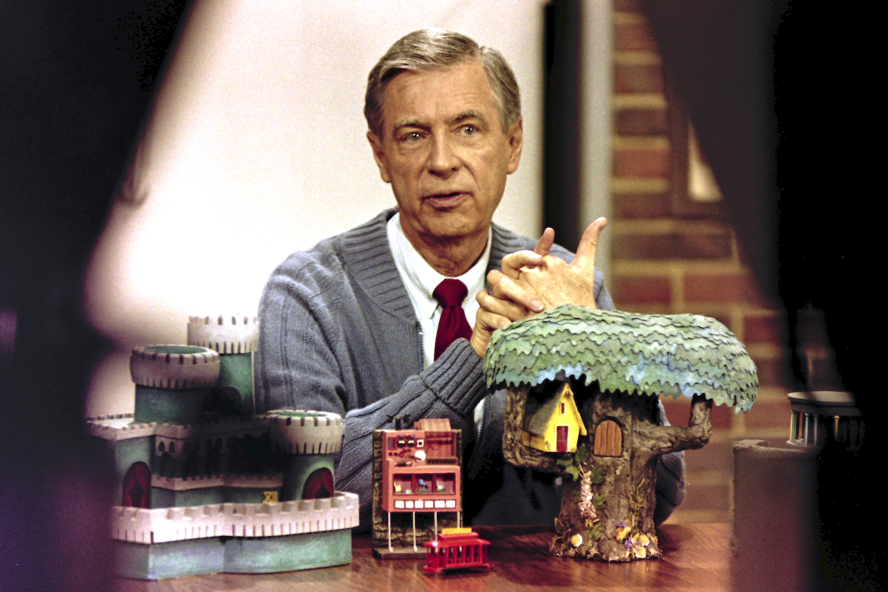 Would Mr Rogers Have Liked Mr Trump Sheldon Firem Cleveland Com