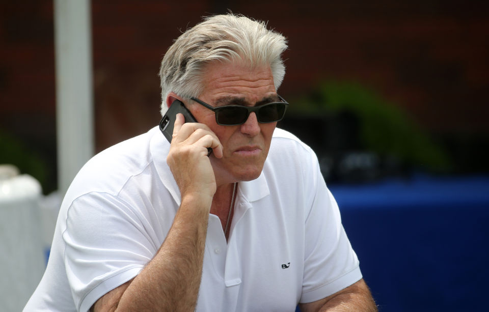 Mike Francesa blasts ESPN about its Body Issue. 'Who cares?' he asks