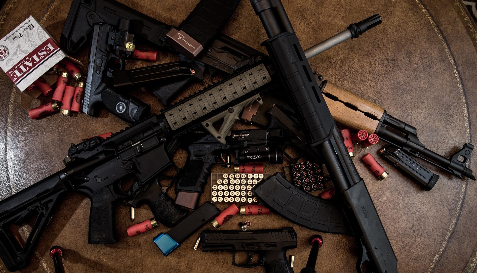 Evil, guns, and mental health