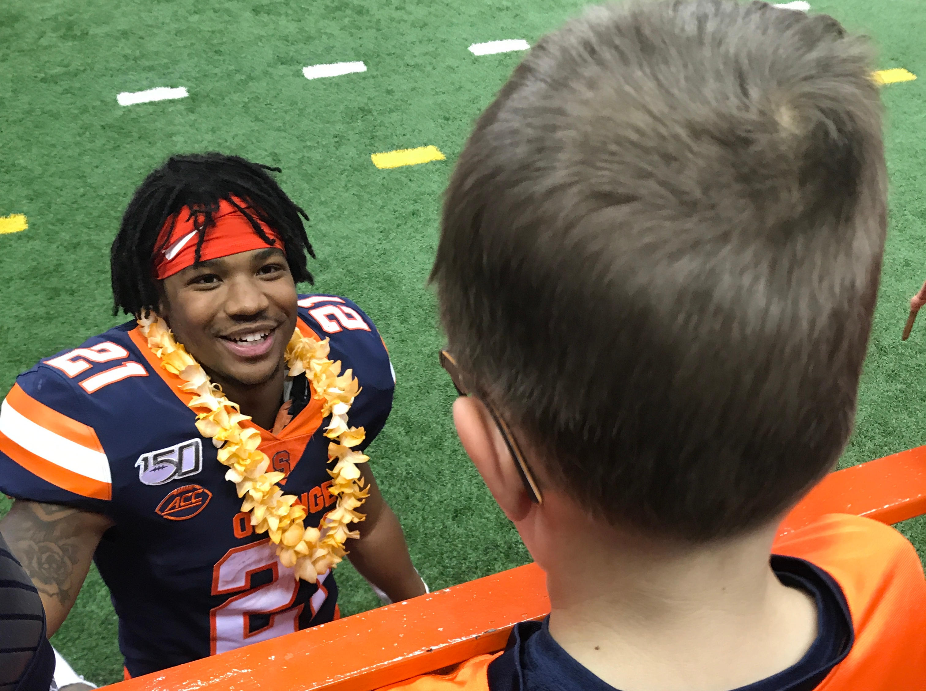 SU superfan with autism has a rough day at the dome; it's a lesson for everyone