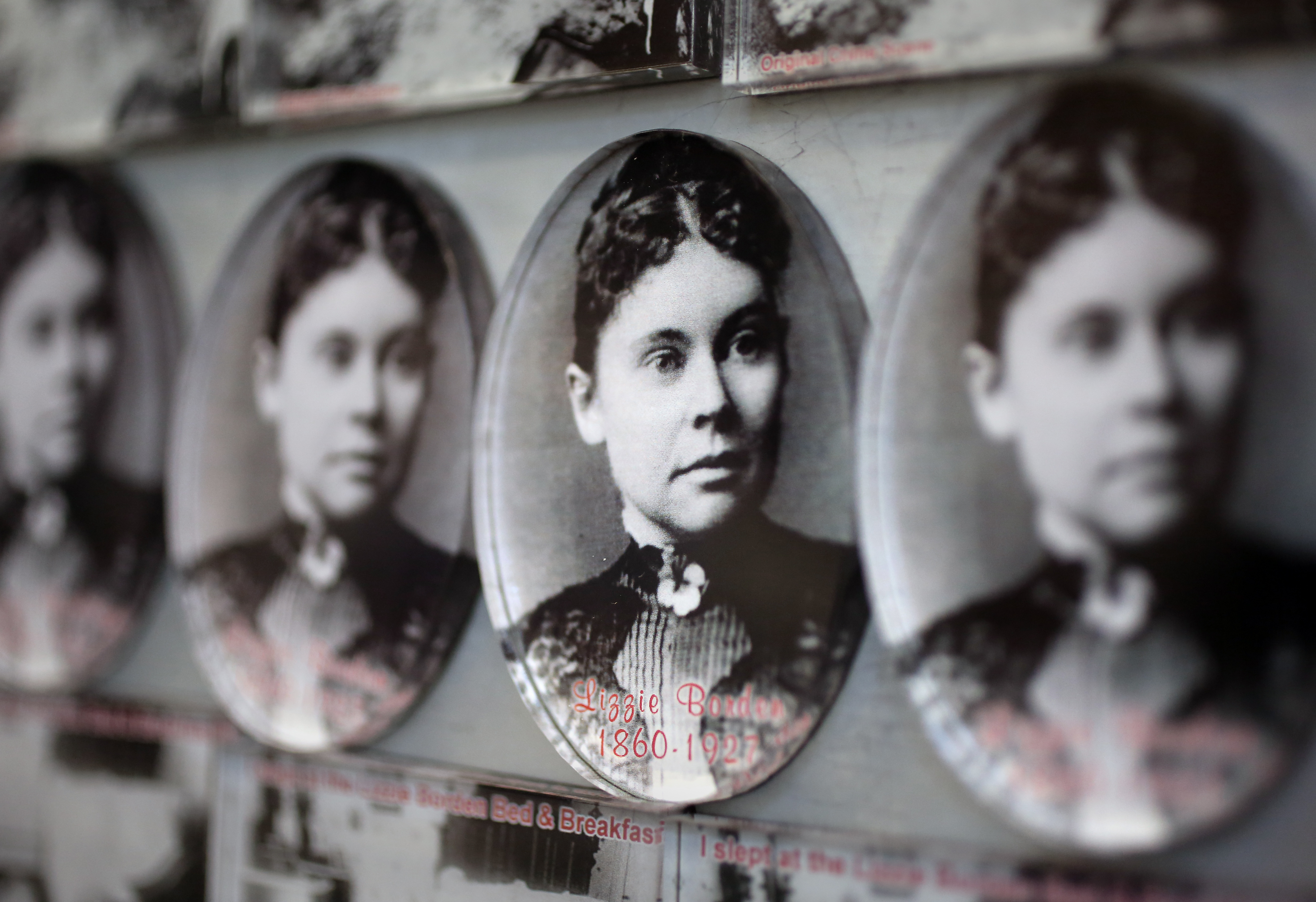 All About Lizzie 2012 did she or didn't she? on the bloody trail of lizzie borden