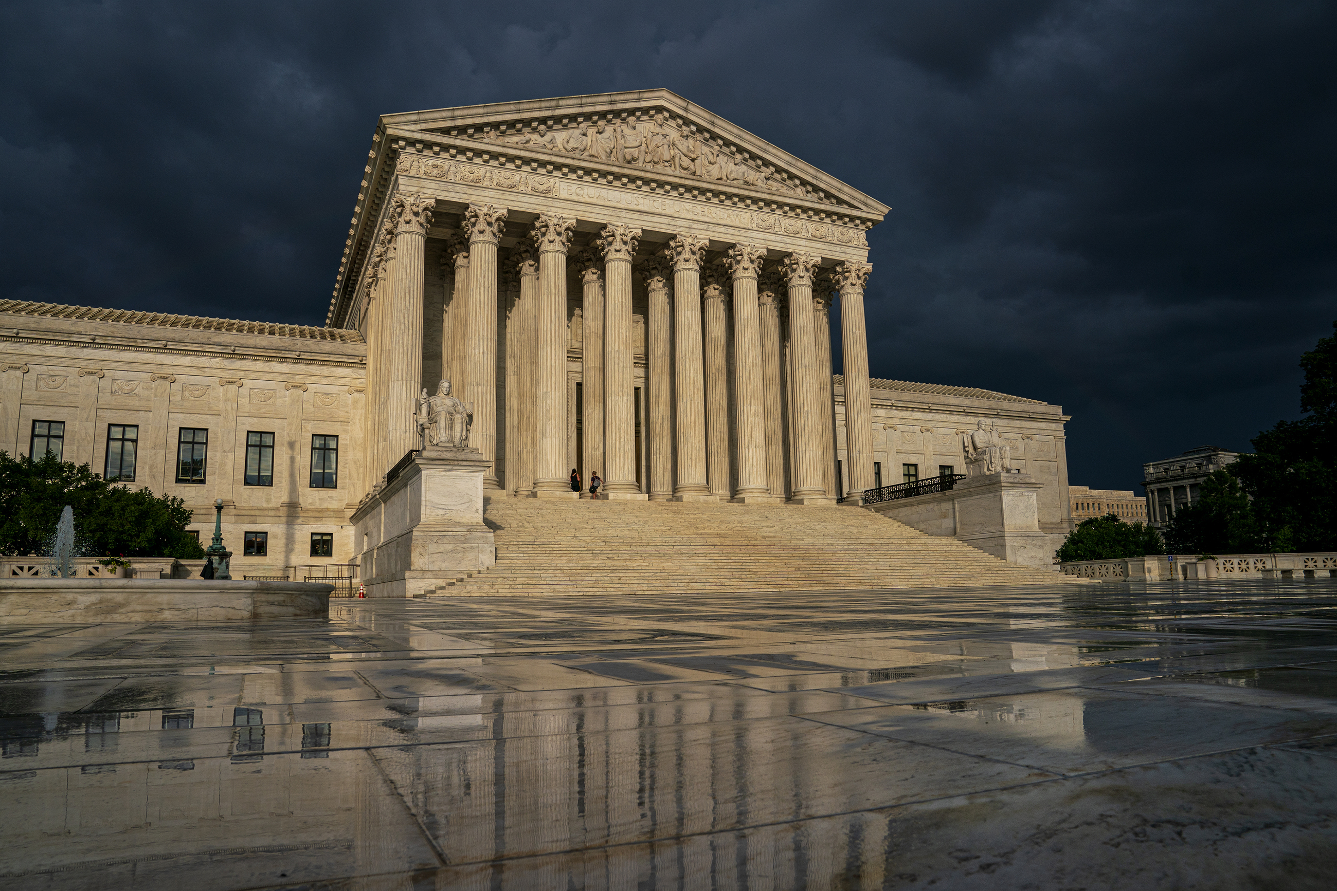 Abortion rights case to open window on court (Editorial)