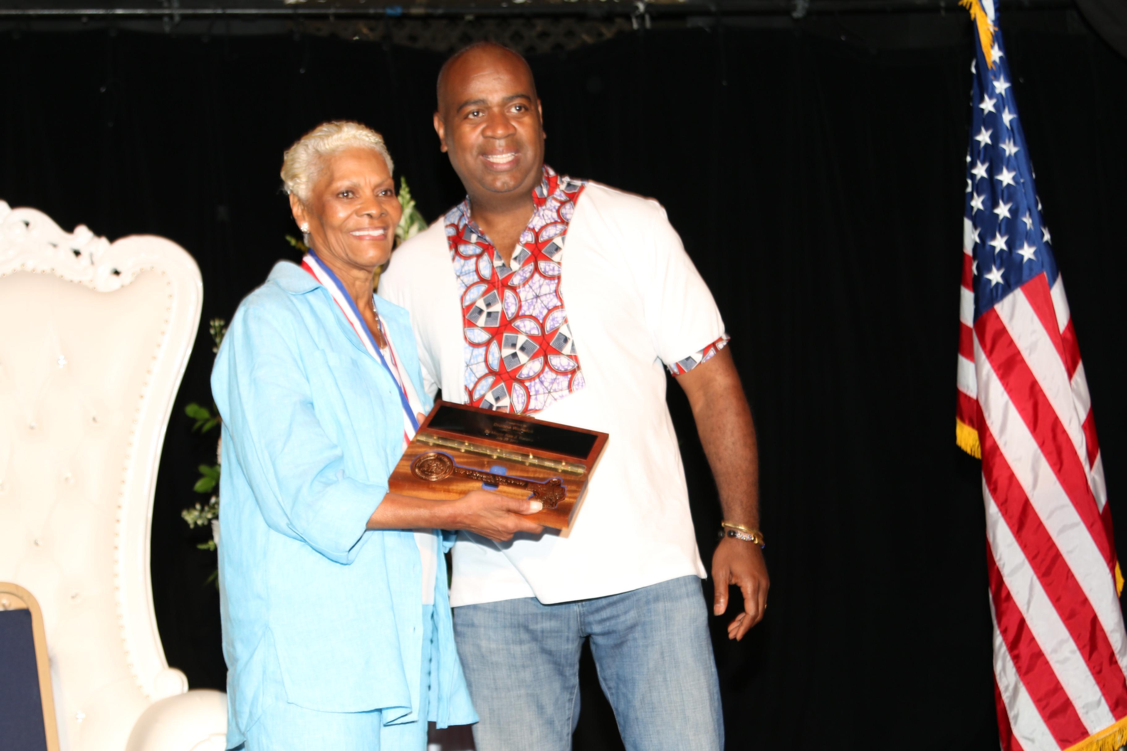 Music legend Dionne Warwick got her start in N.J. city. We just celebrated it.