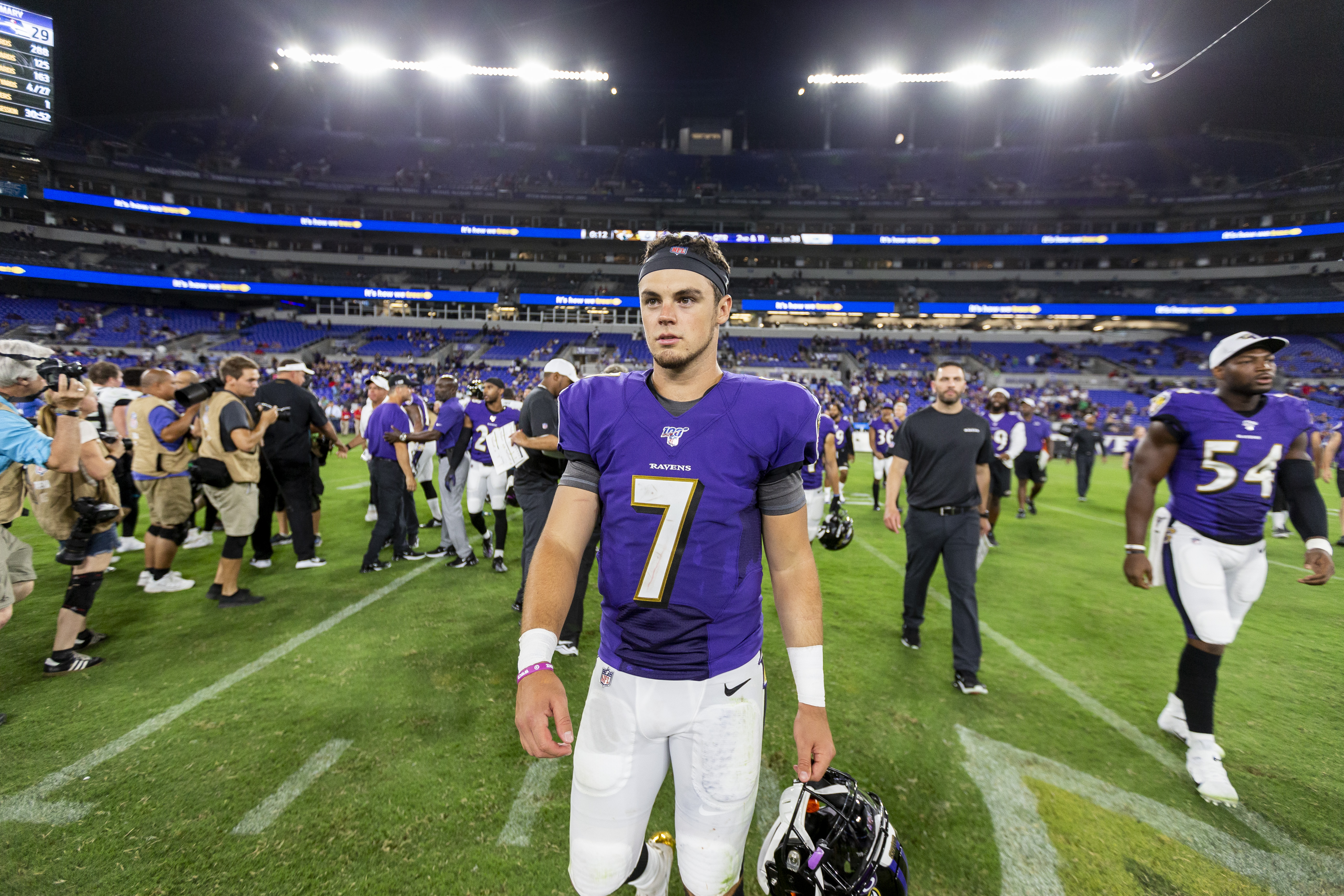 Baltimore Ravens roster bubble: Who's on the fringe with cutdown day approaching?
