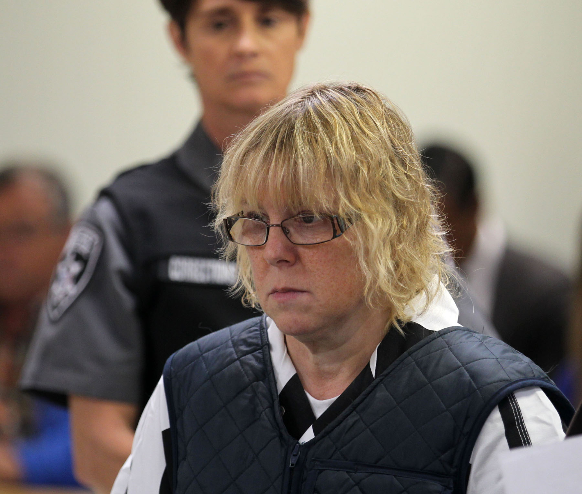 Joyce Mitchell freed 5 years after helping with Upstate NY prison escape