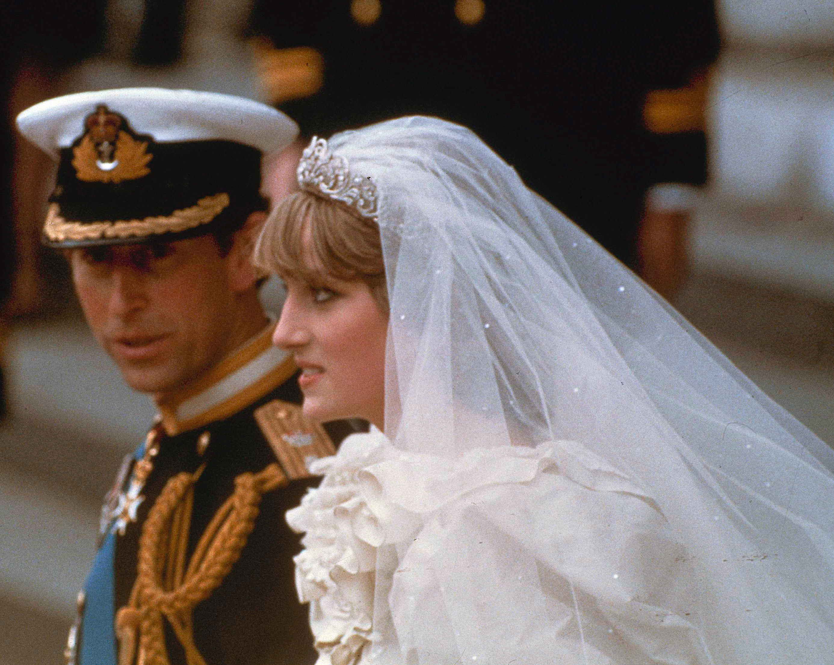 Charles And Diana The Royal Wedding Of The Century Was 38 Years