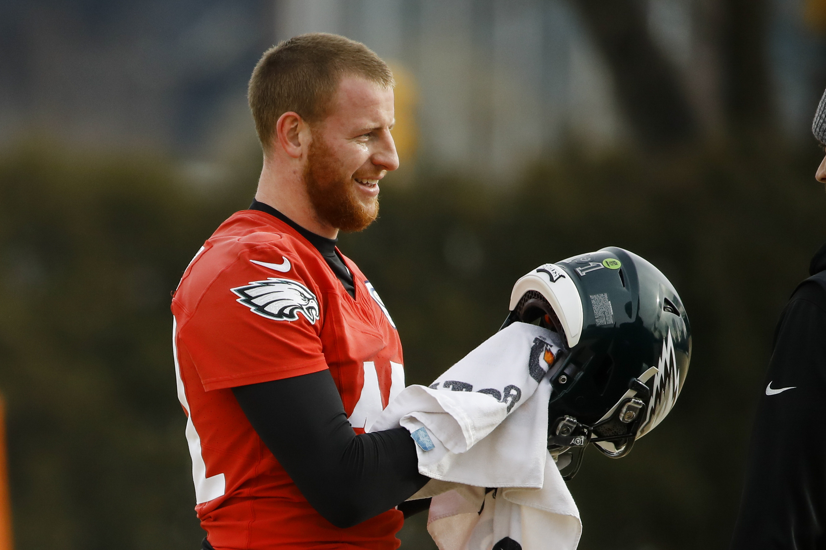 Eagles Carson Wentz Wife Maddie Welcome Baby Daughter Pennlive Com